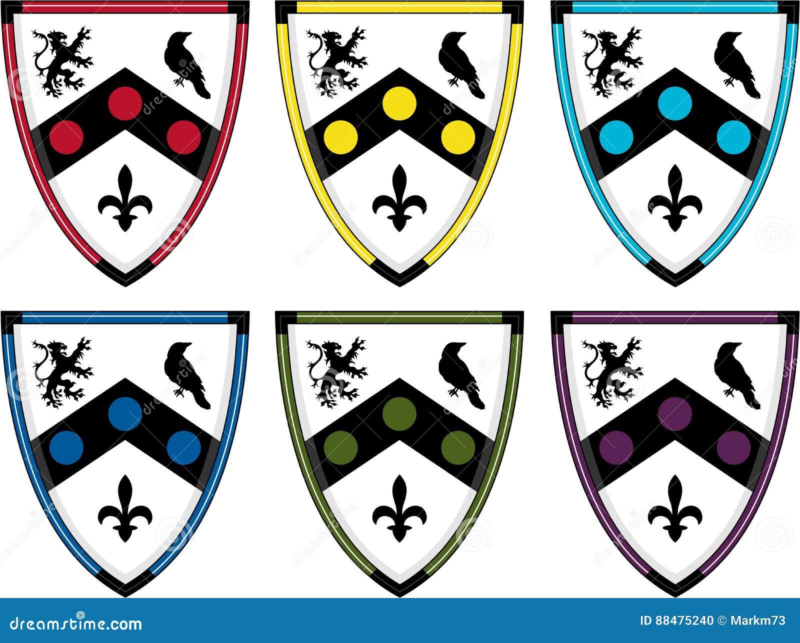 Protetor medieval dos cavaleiros