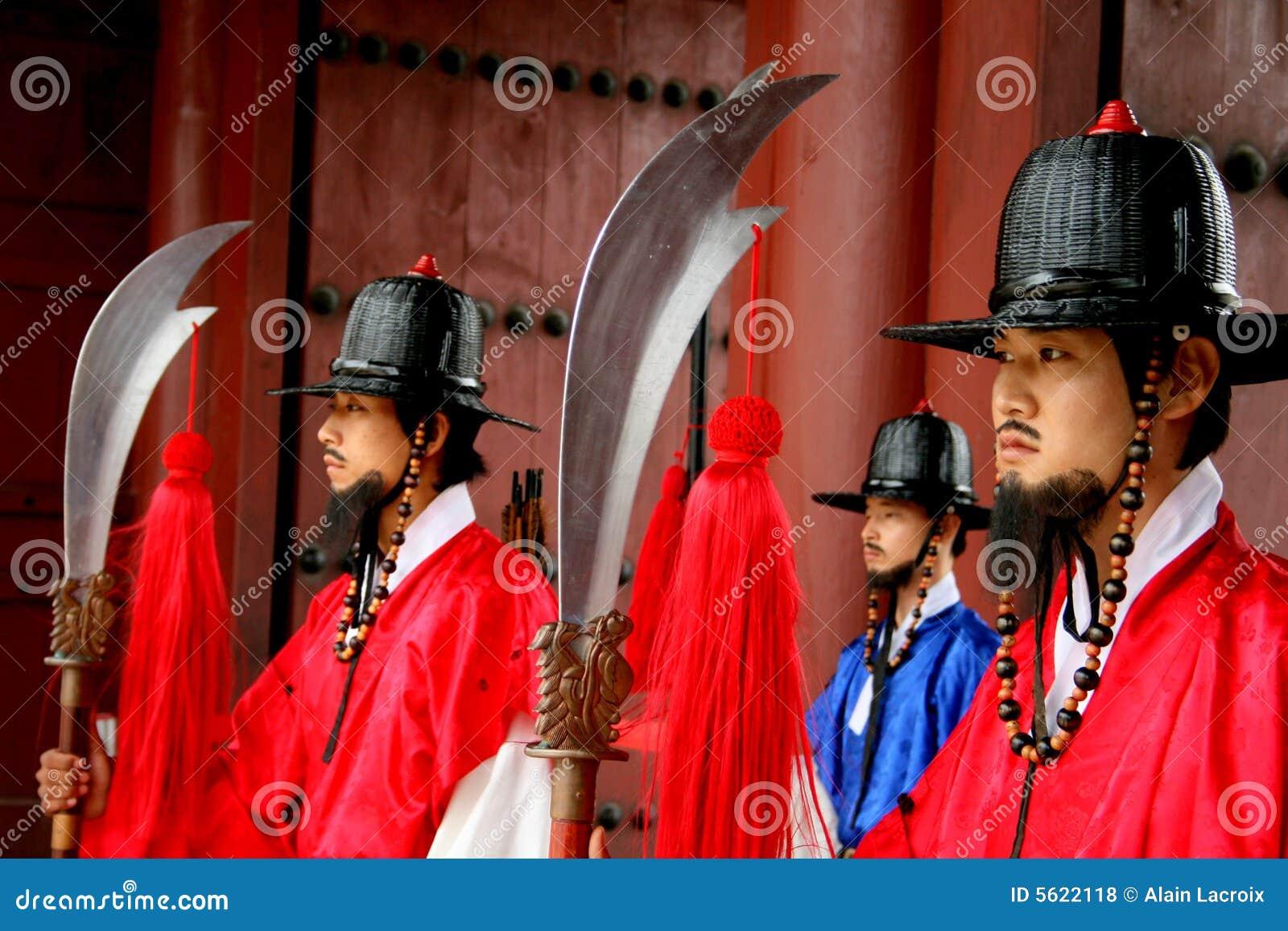 Protetores de palácio