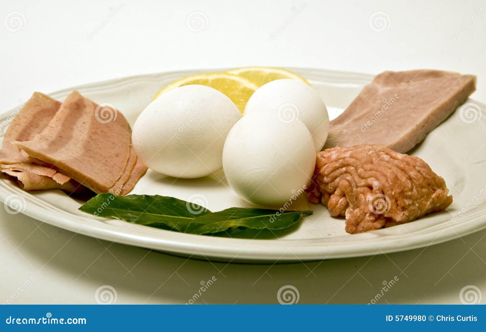 Protiens śniadanie
