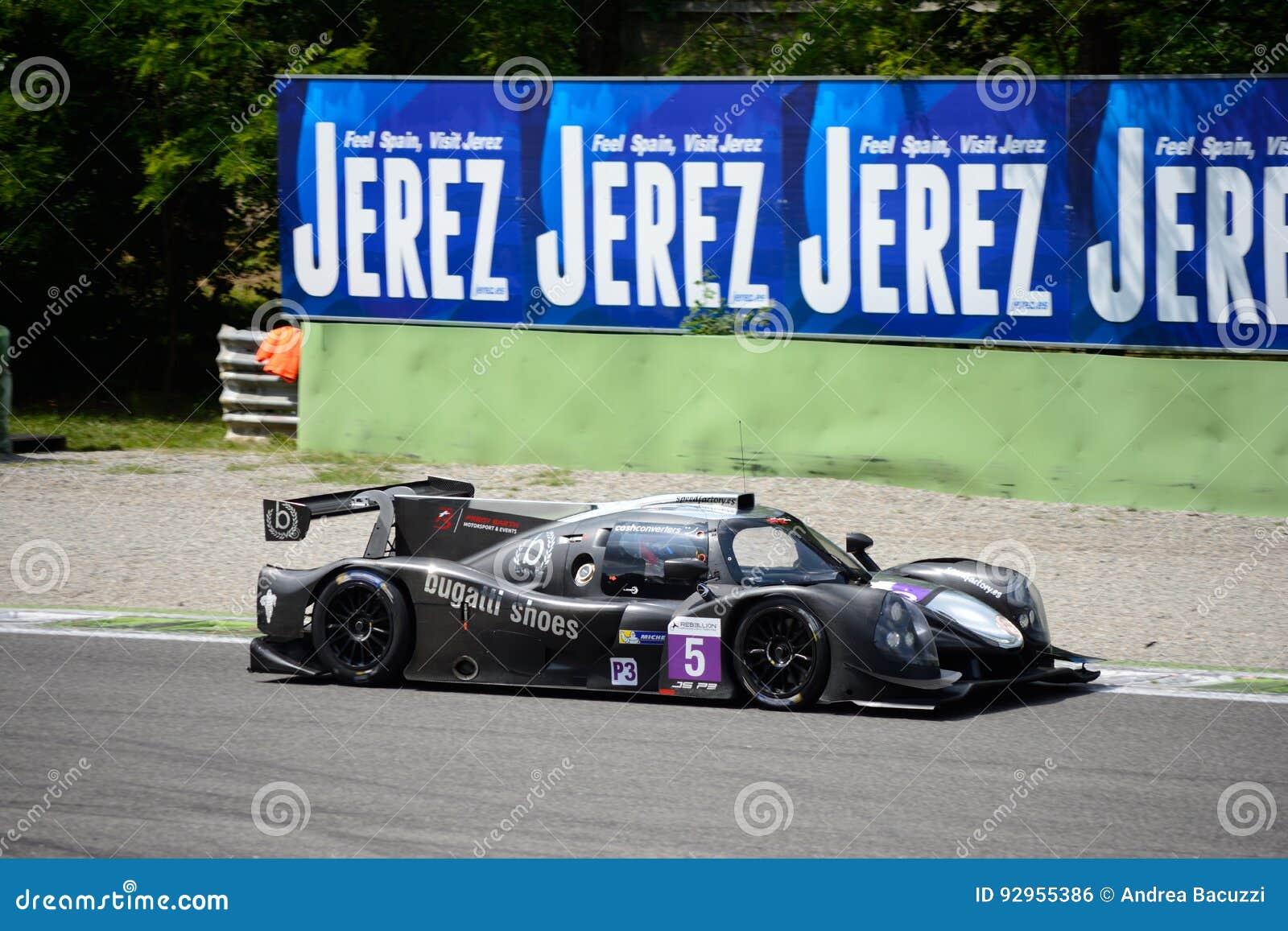 Prototipo automobilistico di sport di Onroak Ligier