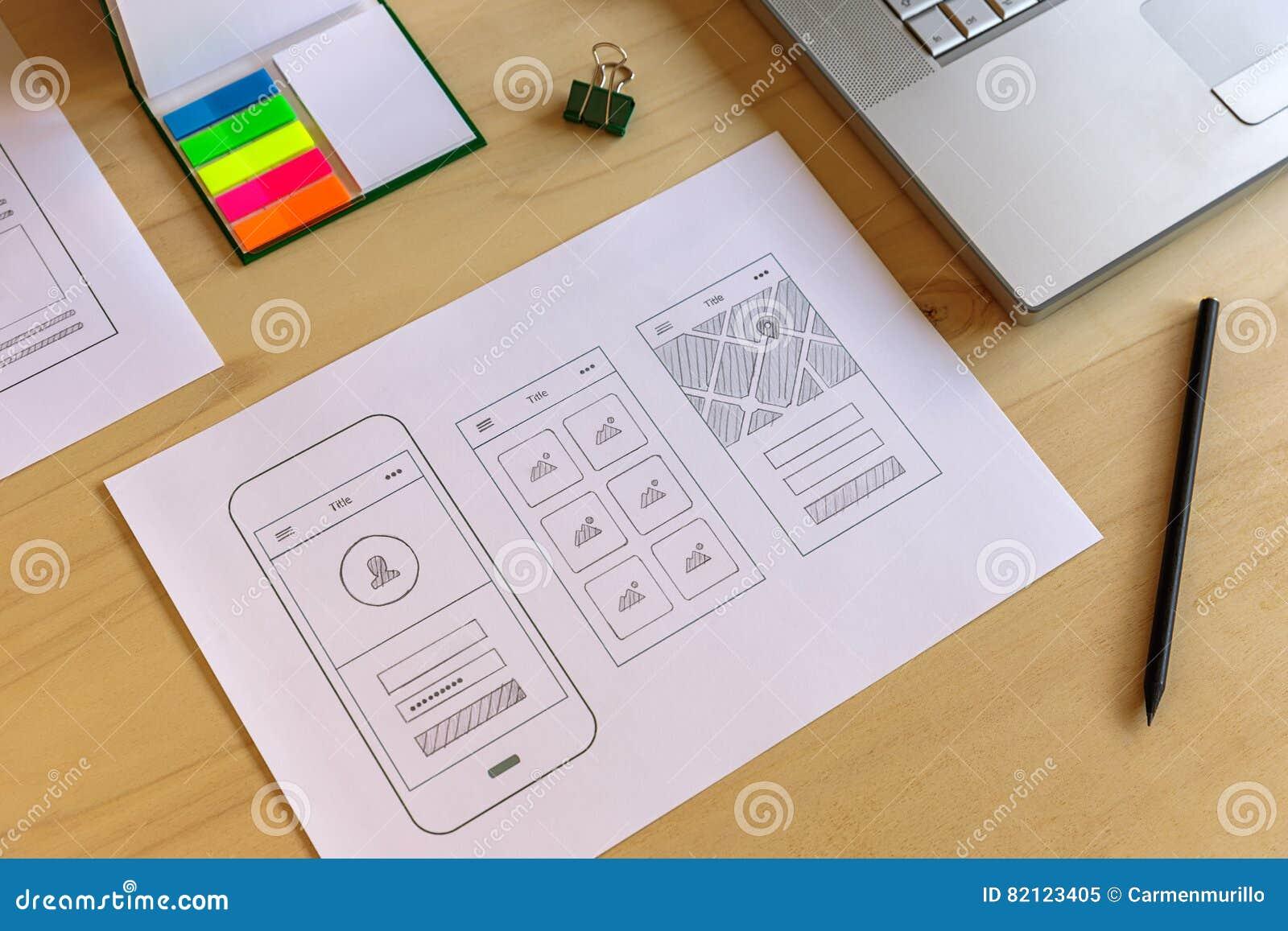 Prototipo mobile di app