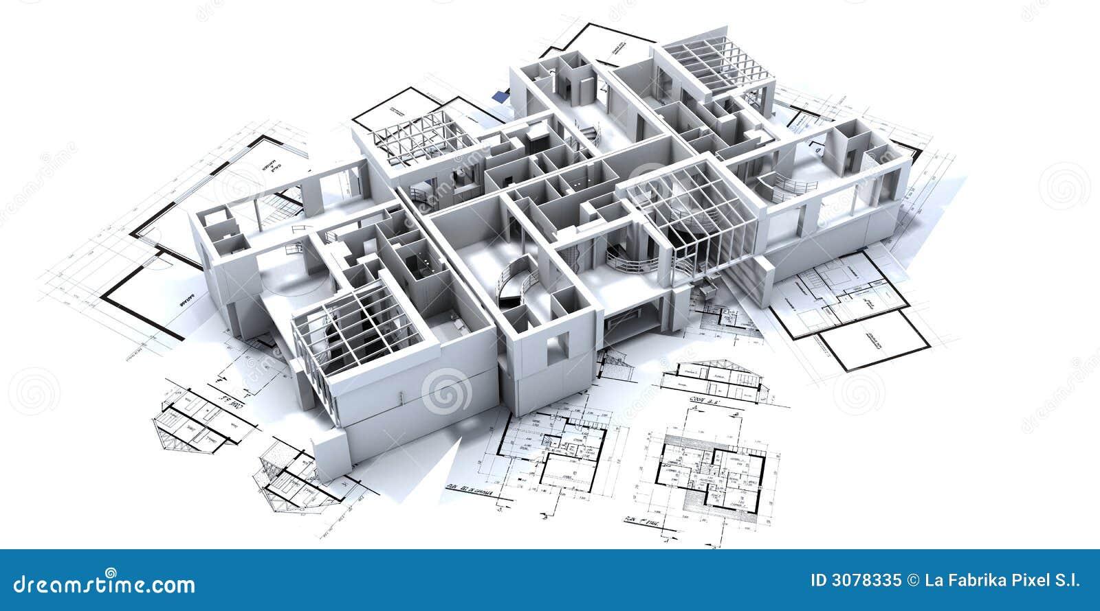 Prototipo y modelo de Appartmen