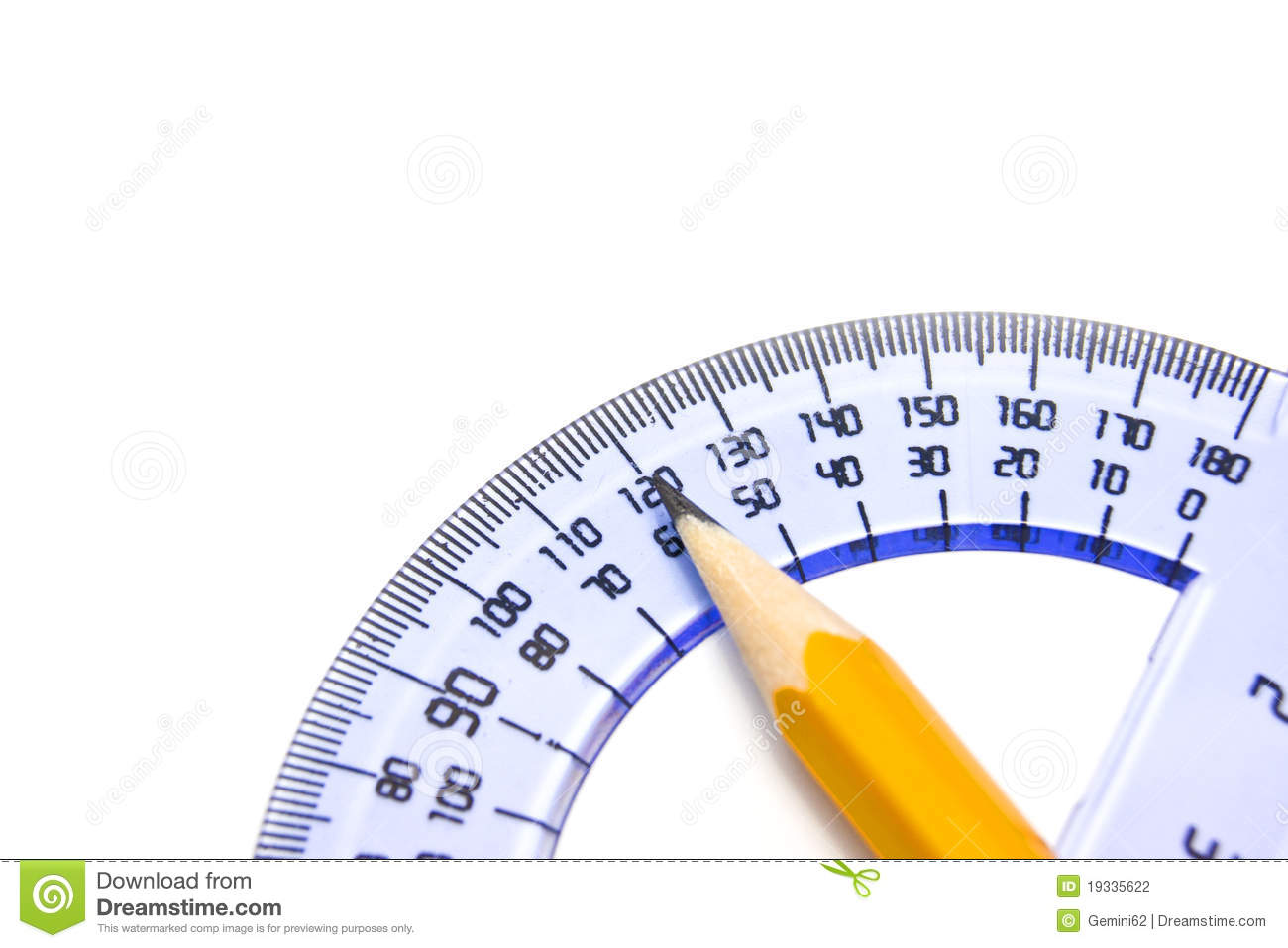 Protractor Clipart Black And White
