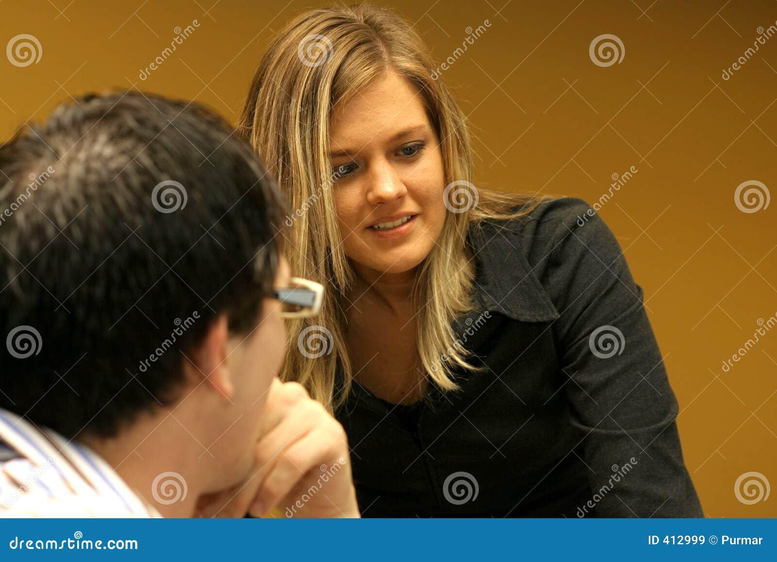 Protuberancia en una reunión