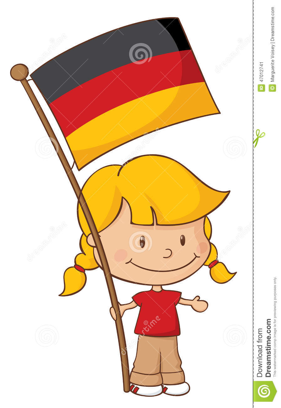 german kids clipart - photo #18