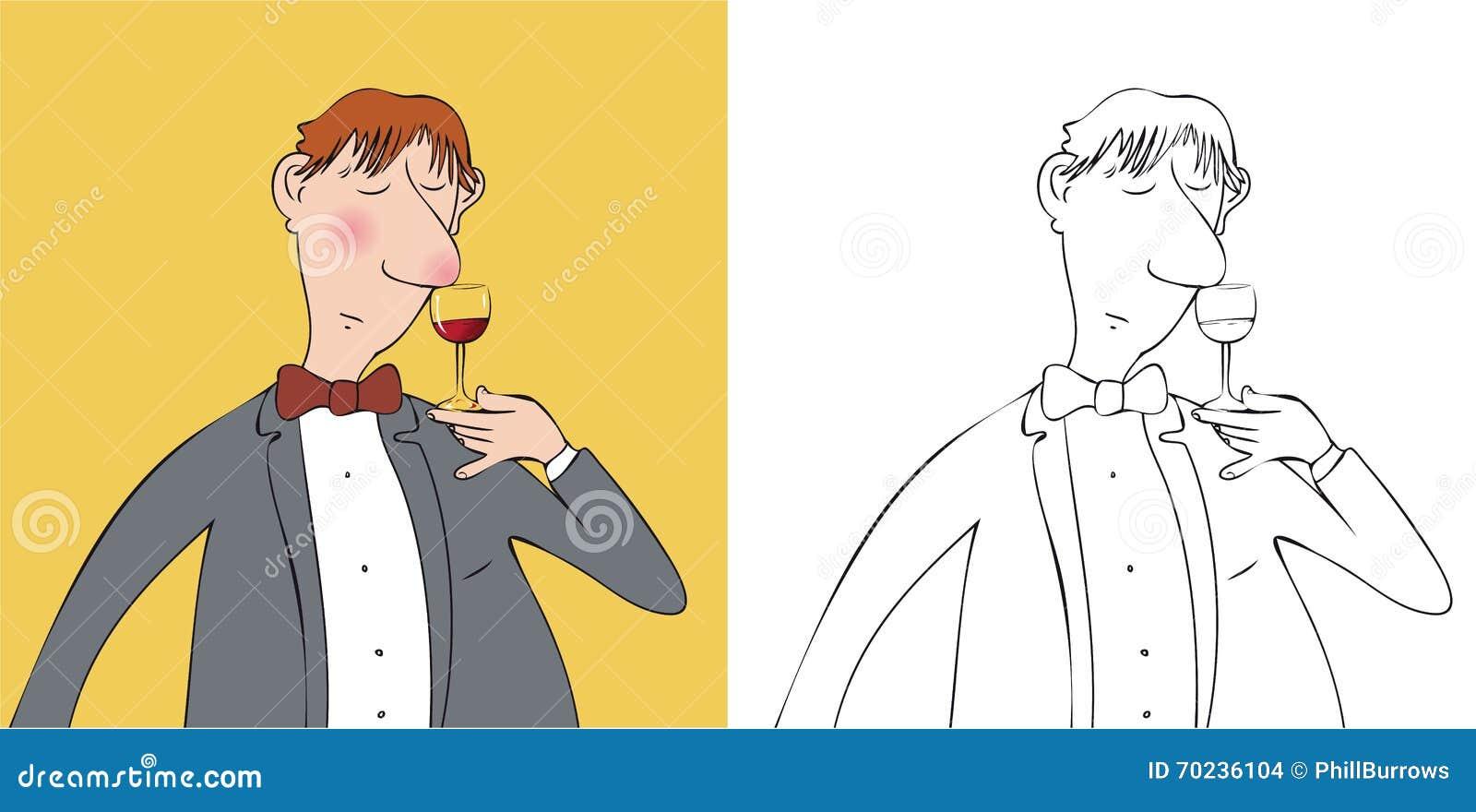 Provador do vinho