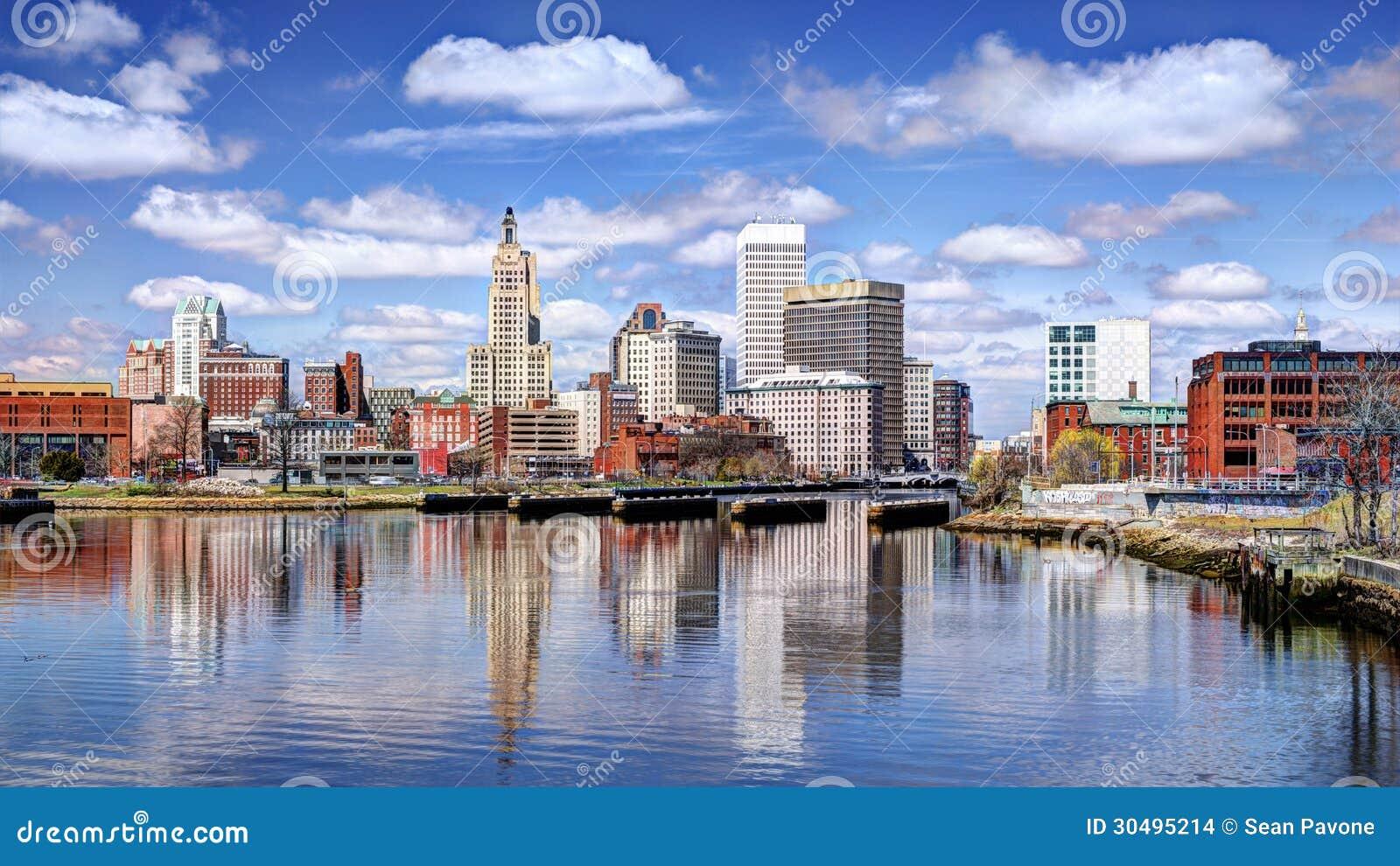 Providência, Rhode Island Skyline