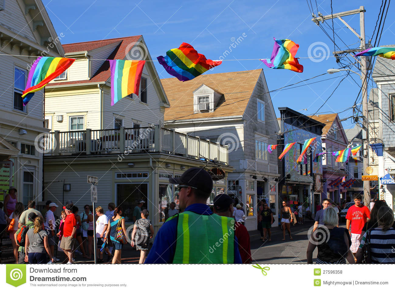 provincetown ma gay pride