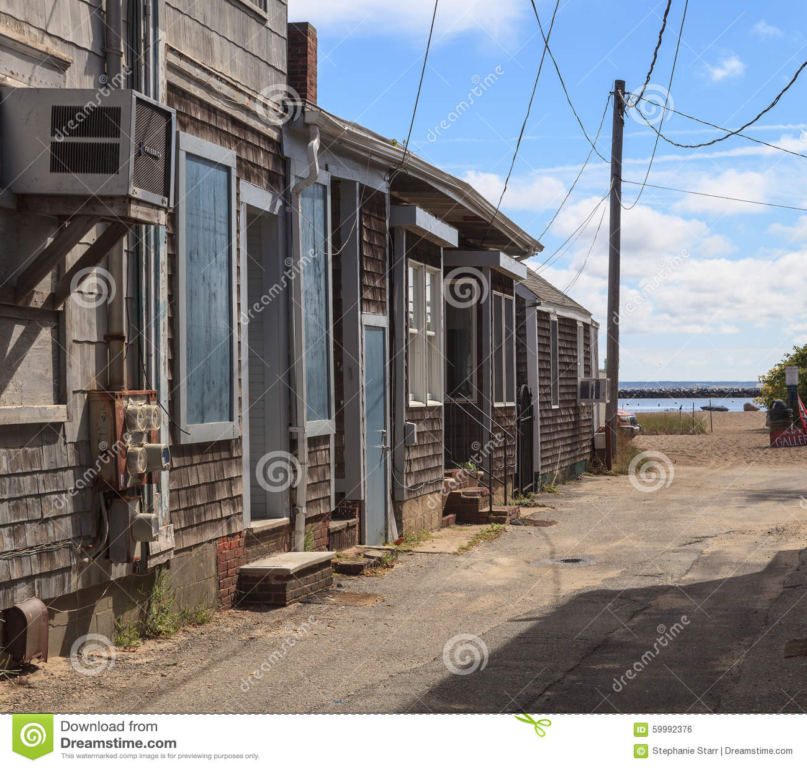 Super Provincetown Massachusetts Cape Cod Beach Shacks Stock Download Free Architecture Designs Momecebritishbridgeorg