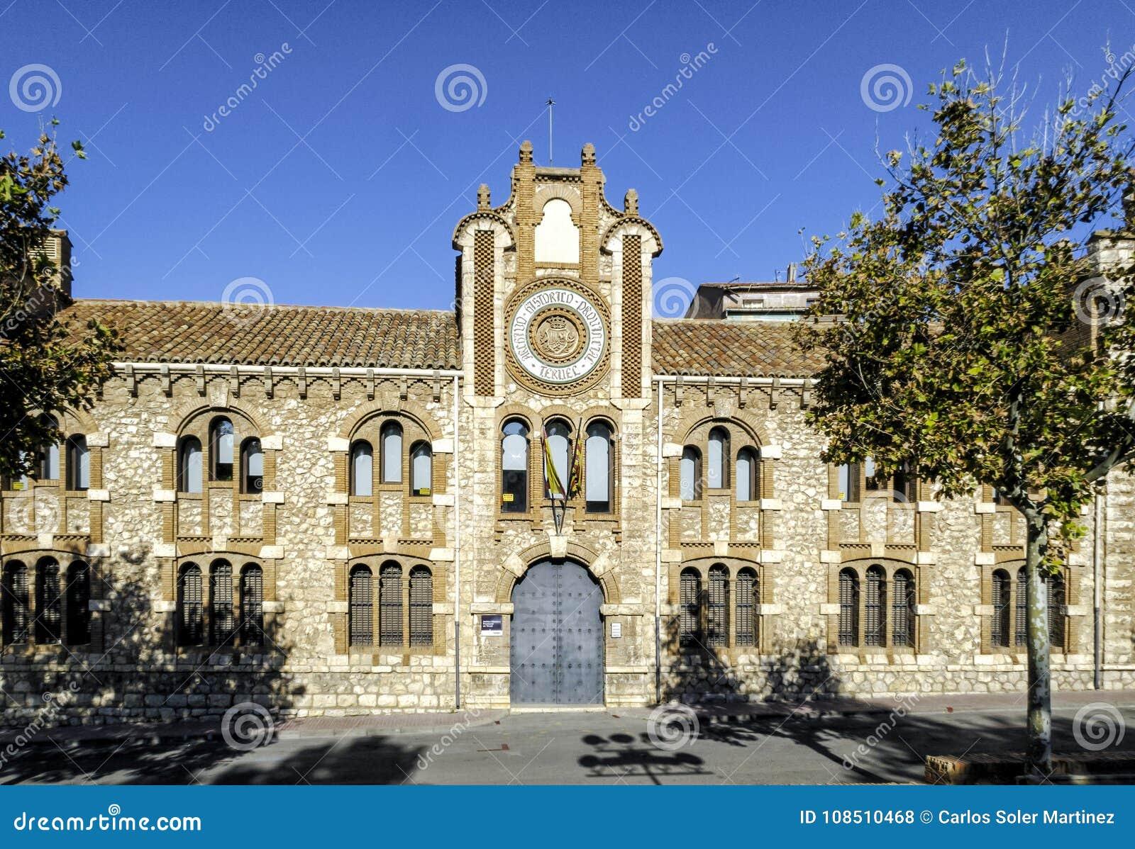 Provinciaal Historisch Archief van Teruel spanje