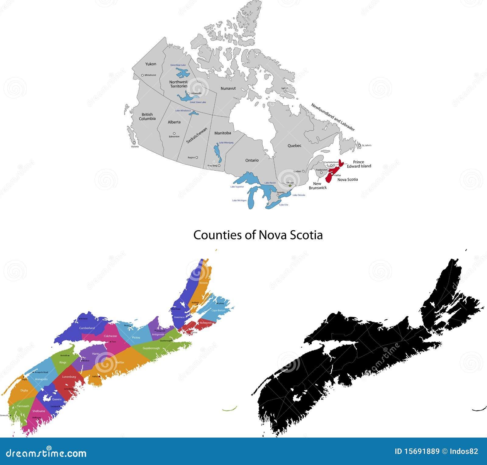 Provincie van Canada - Nova Scotia
