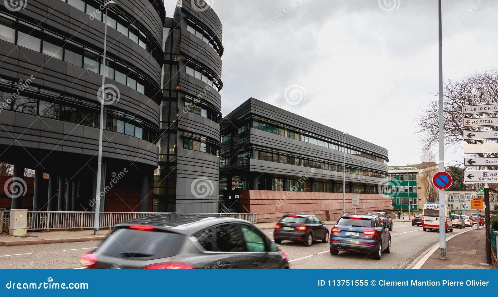 Provinciebestuur van de Franse afdeling Nederrijn