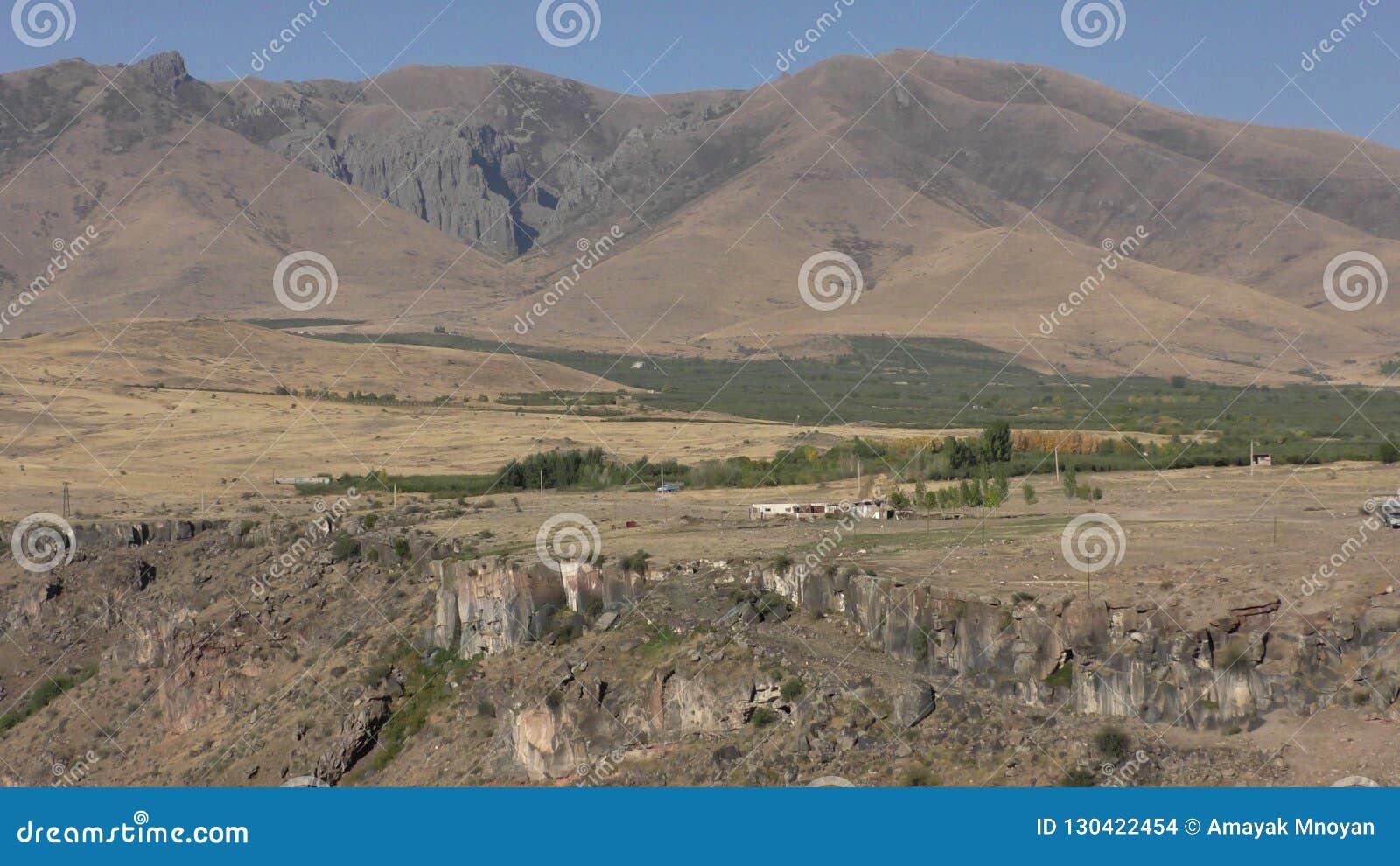 Provinz Armeniens, Aragazotn Herbstfarben von Aramount