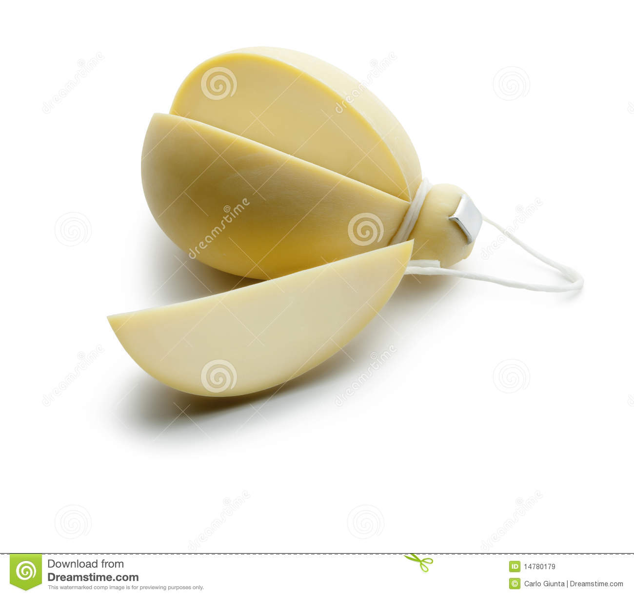 Provolone Chees 2 Royalty Free Stock Images - Image: 14780179