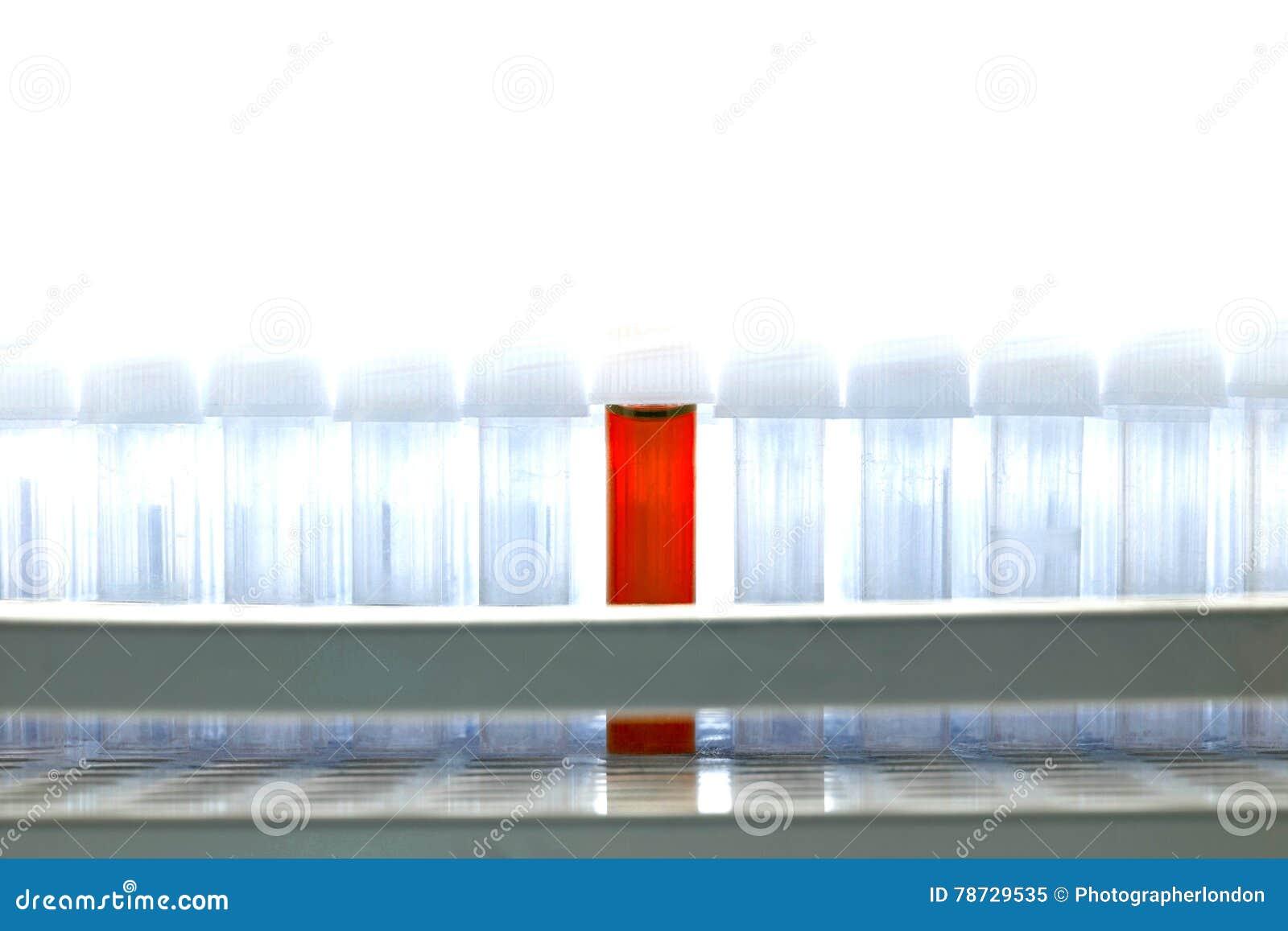 Provrör för blodprövkopia