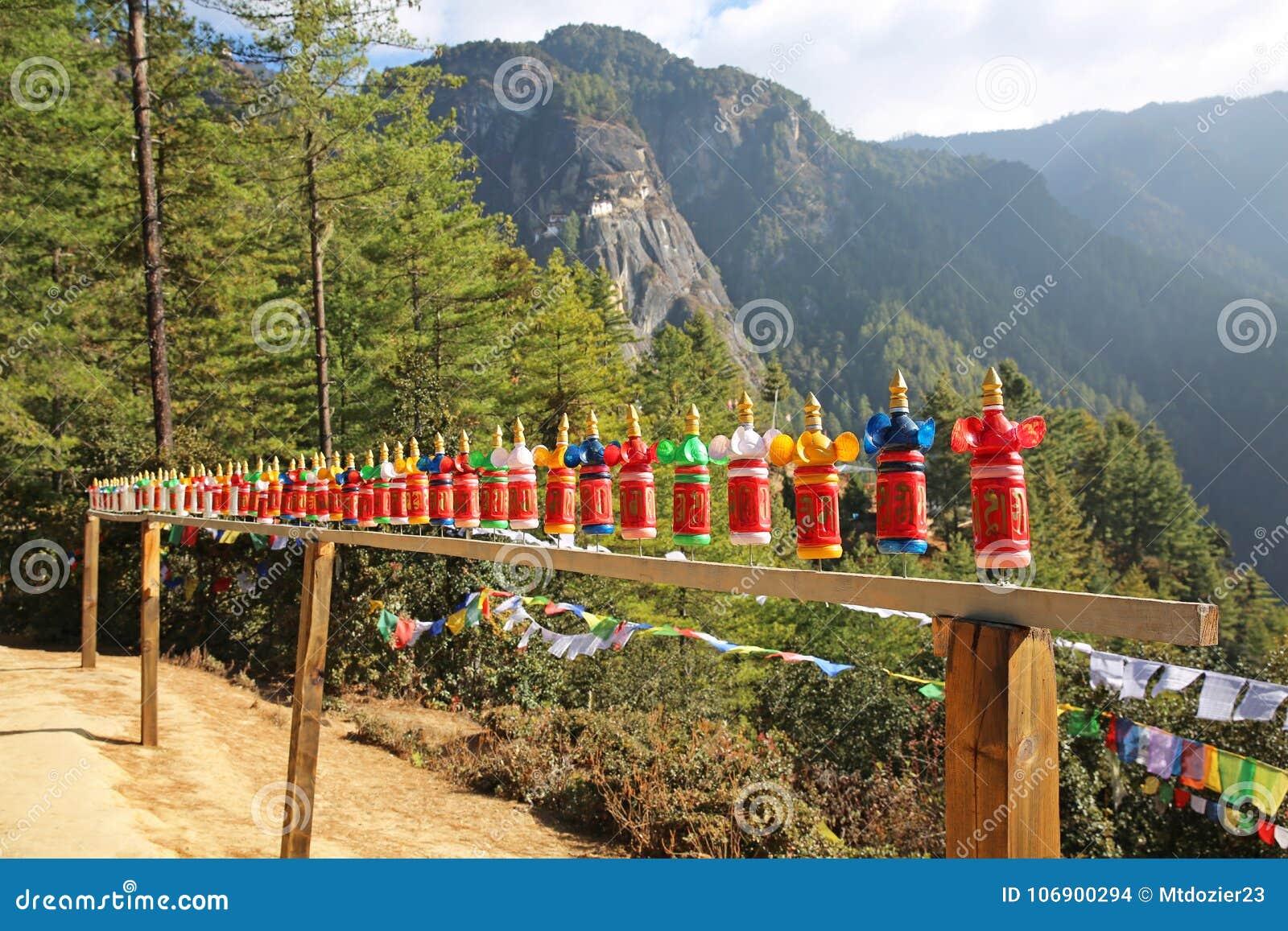 Prowizoryczni Modlitewni koła II, Tygrysi ` s gniazdeczko, Bhutan