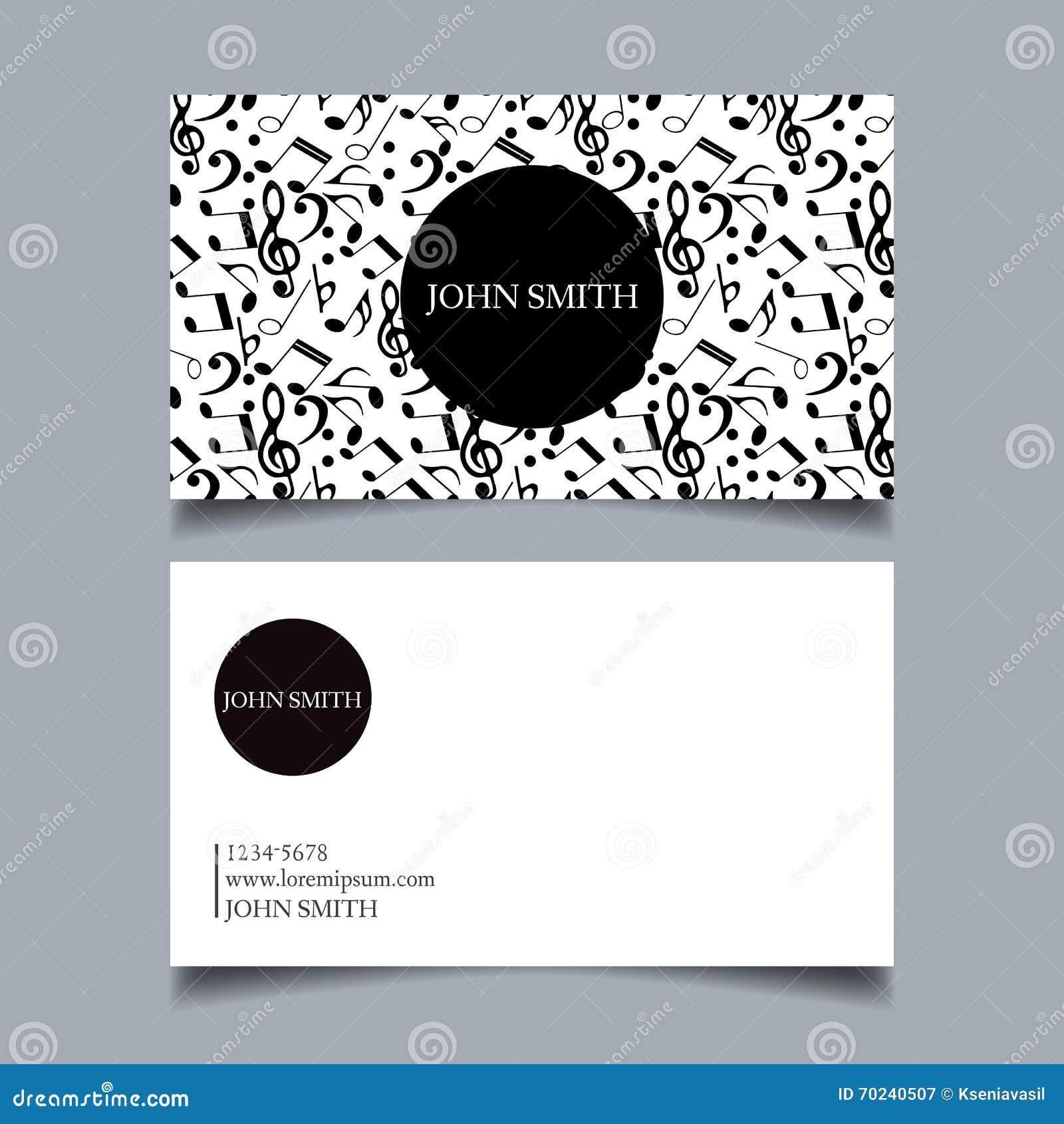 Proyecto de diseño de la tarjeta de visita