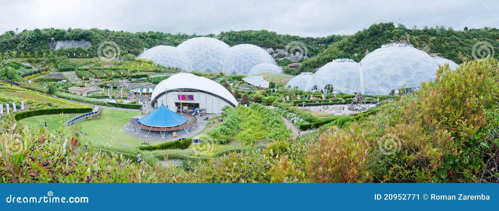 Proyecto de Eden - panorama
