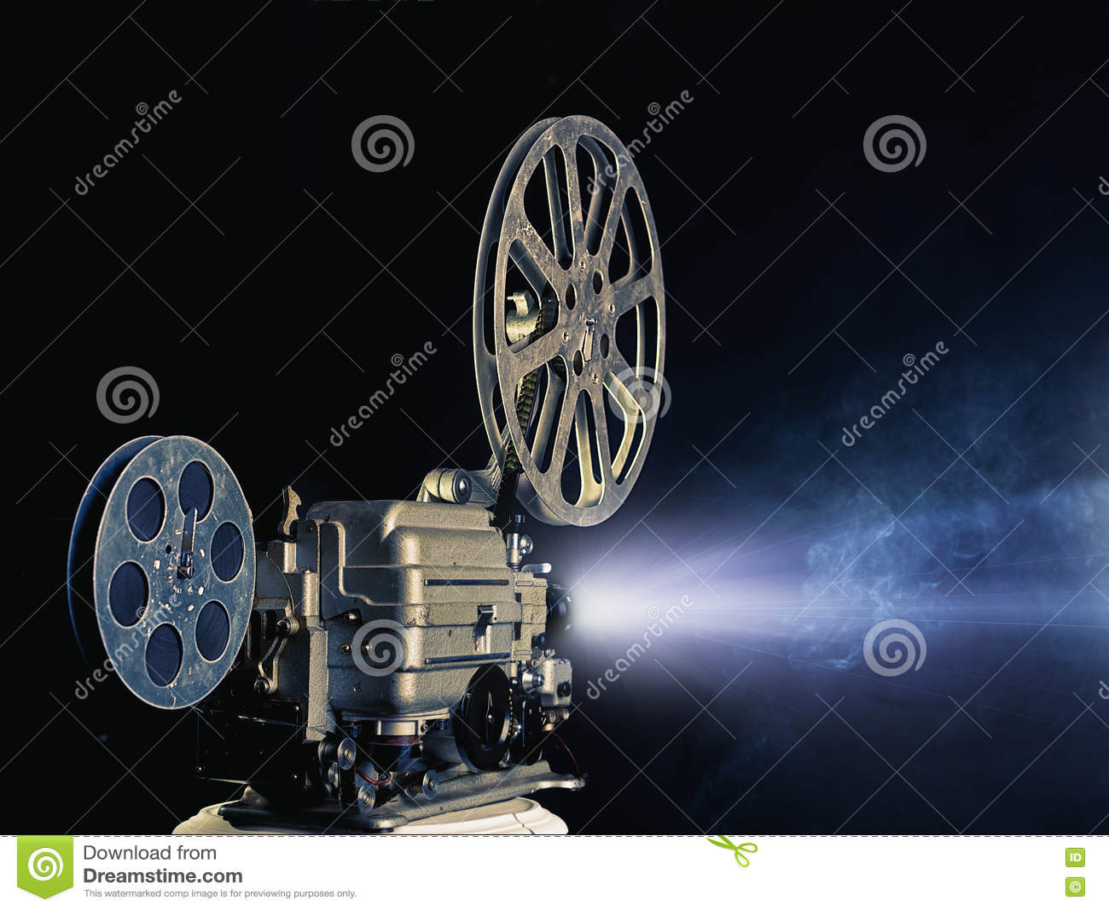 Proyector del cine