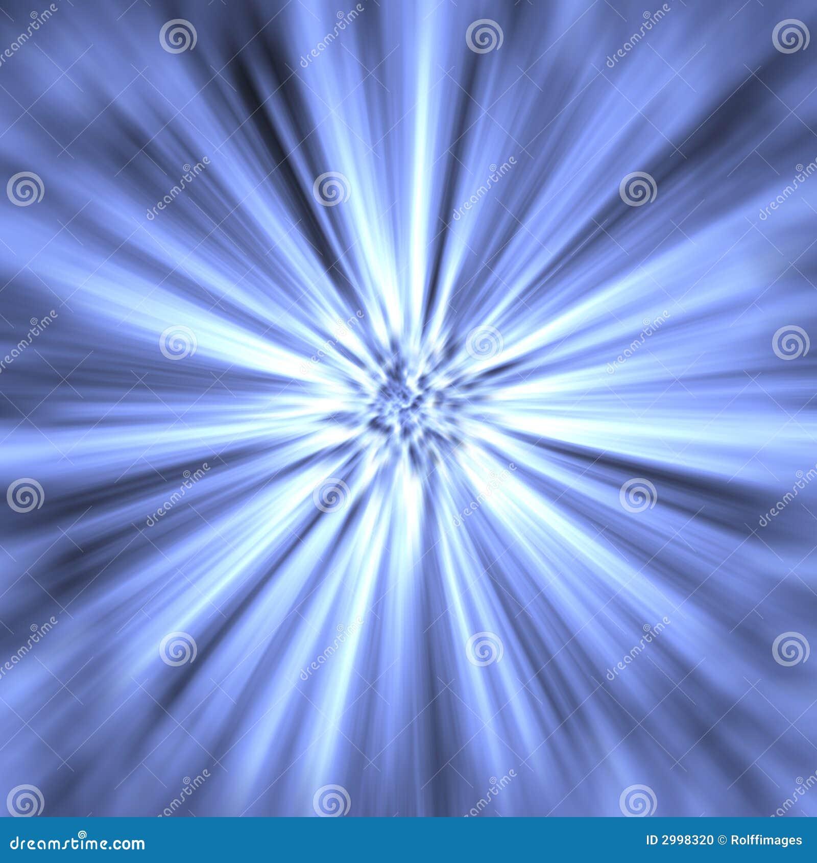 Prześlijcie niebieskie światło