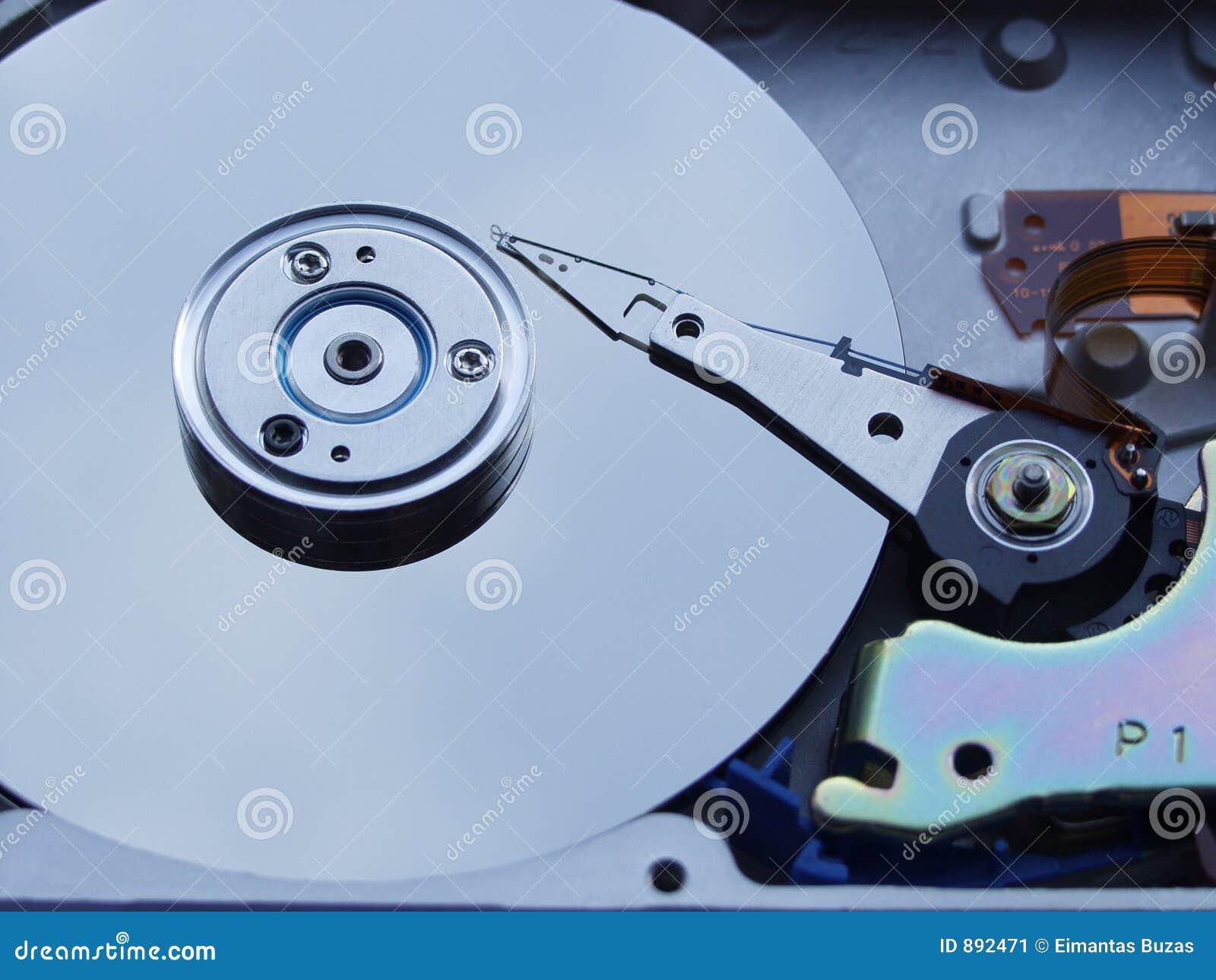 Przechowywanie danych na dysku