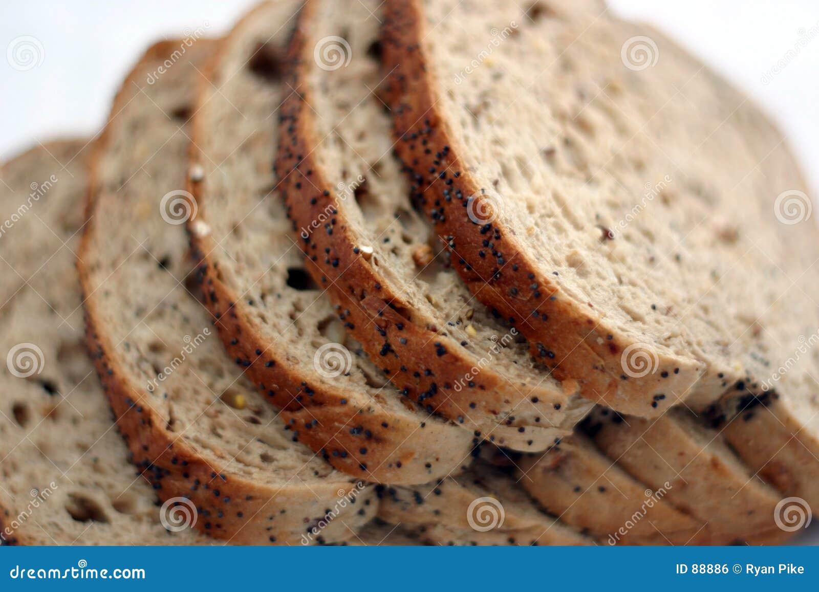 Przecięcie chleb