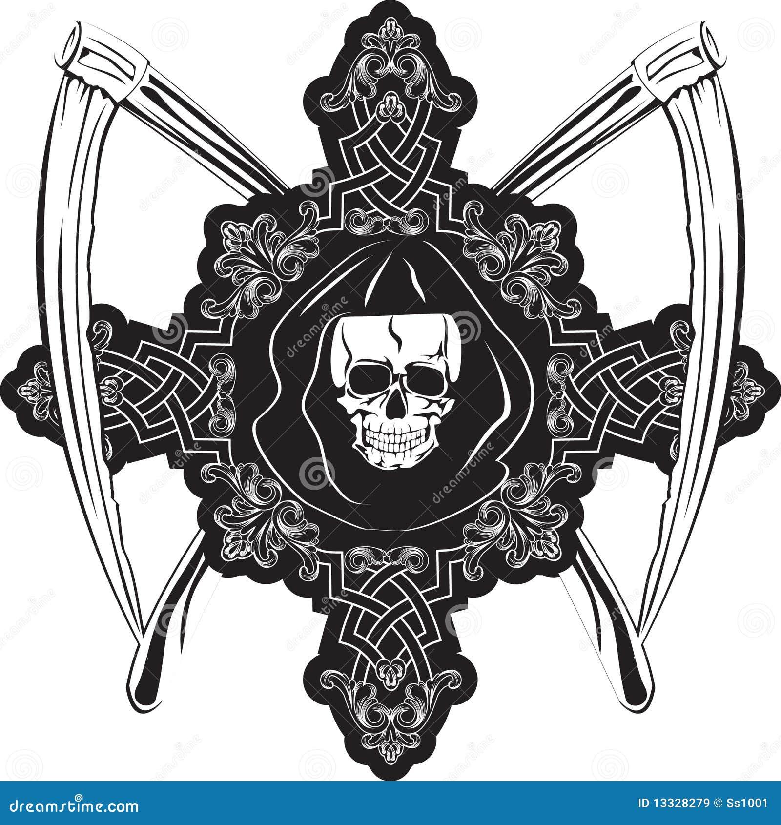 Przecinająca czaszka