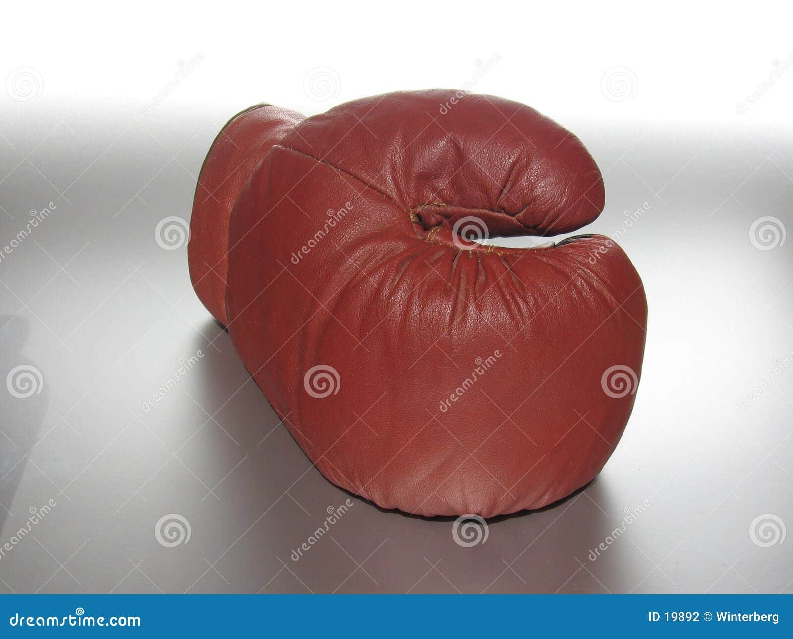 Przednia bokserska rękawiczka