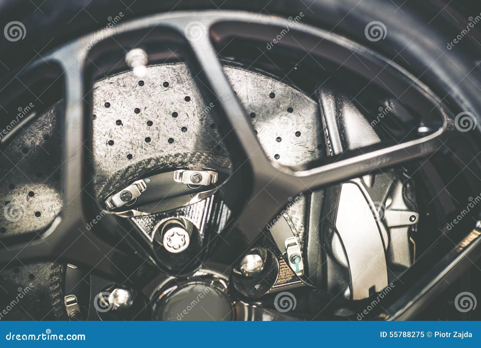 Przedyskutowany samochodu hamulca dysk