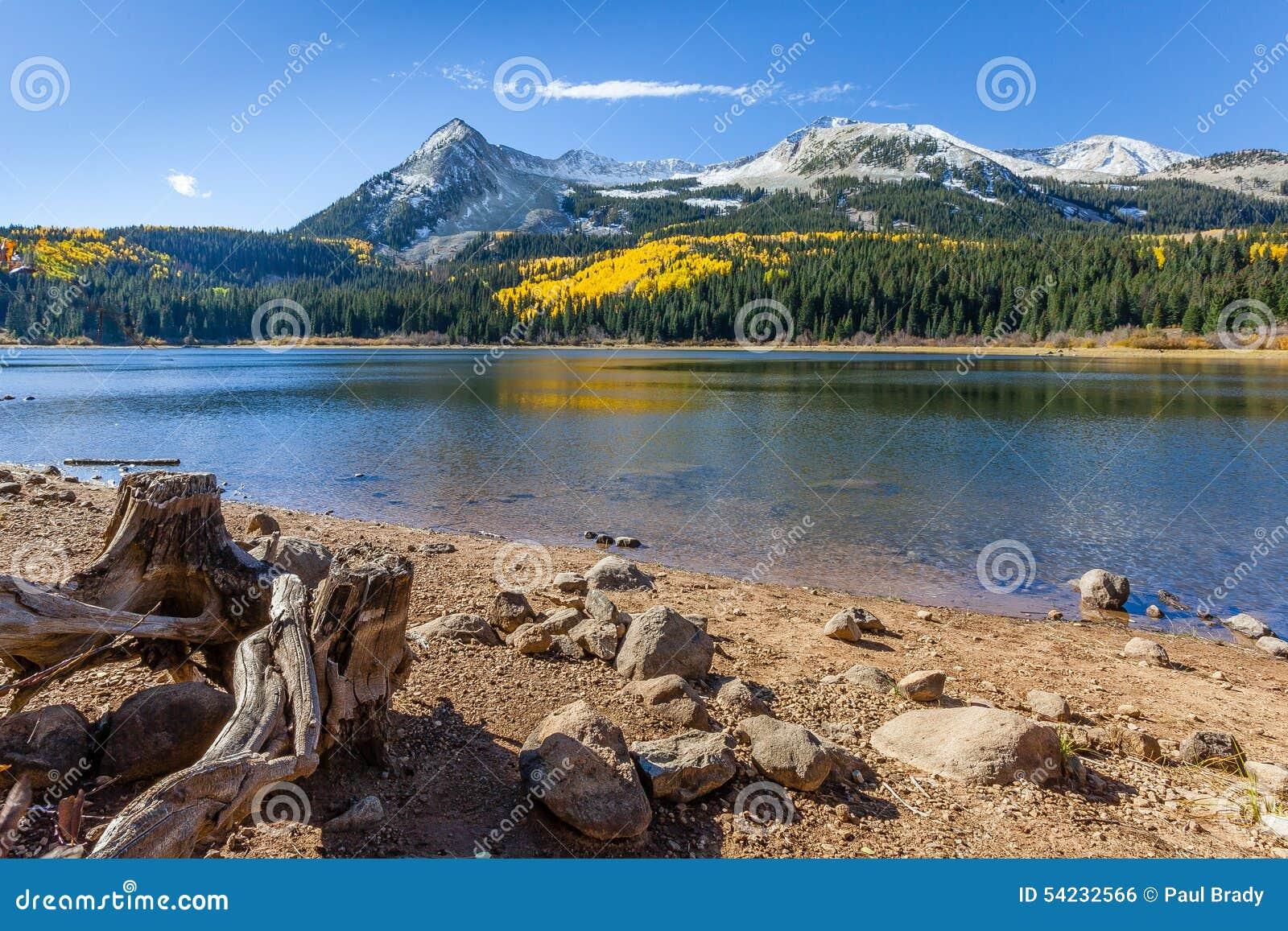 Przegrany jezioro