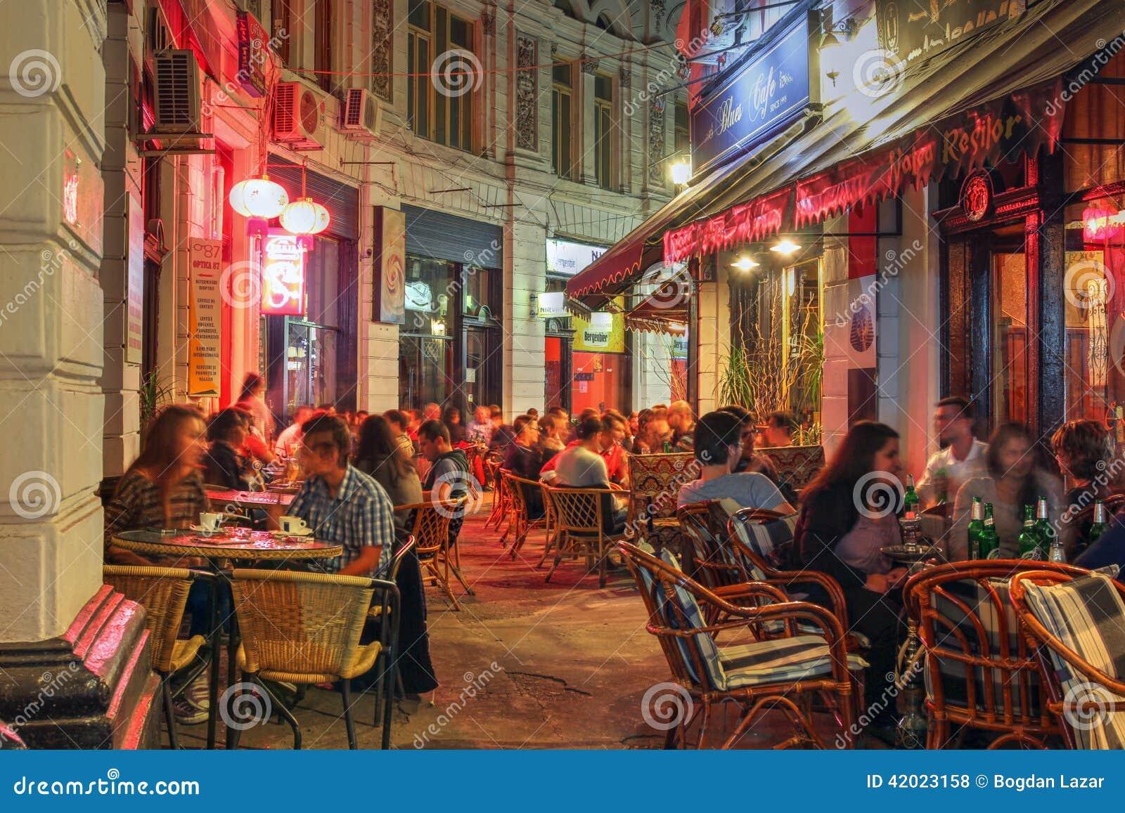 Przejście w Bucharest, Rumunia
