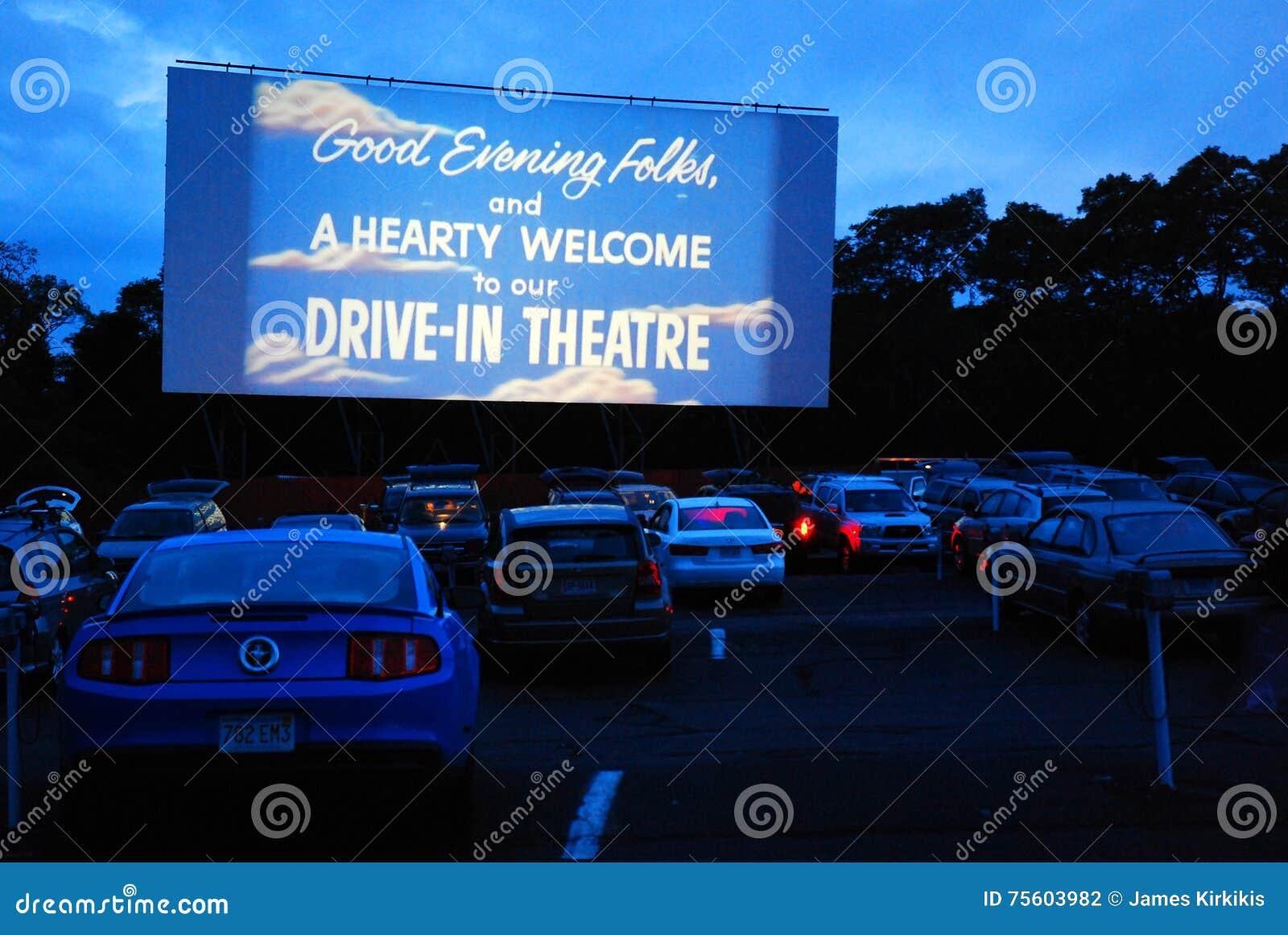 Przejażdżka w kinie