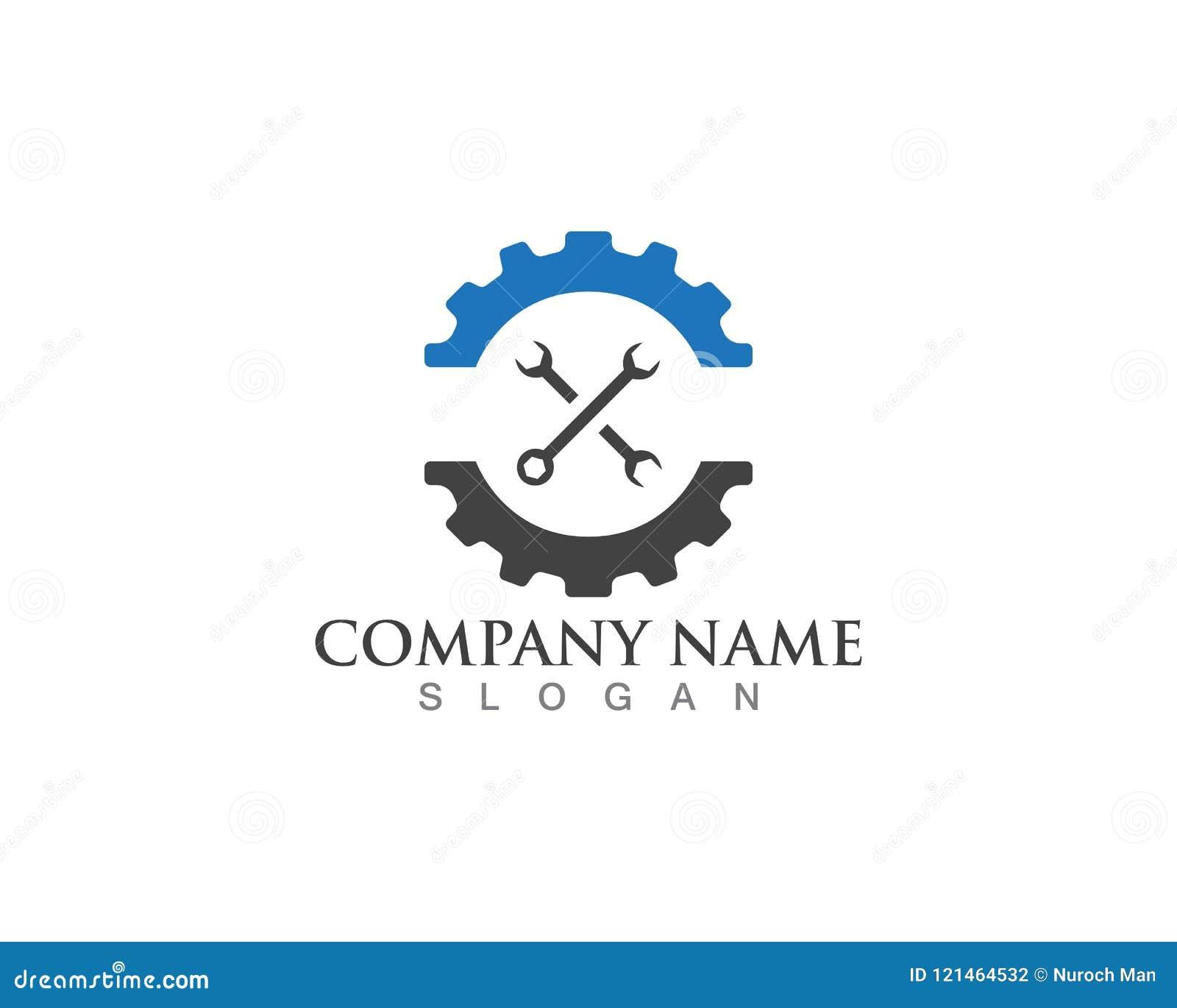 Przekładni położenia logo