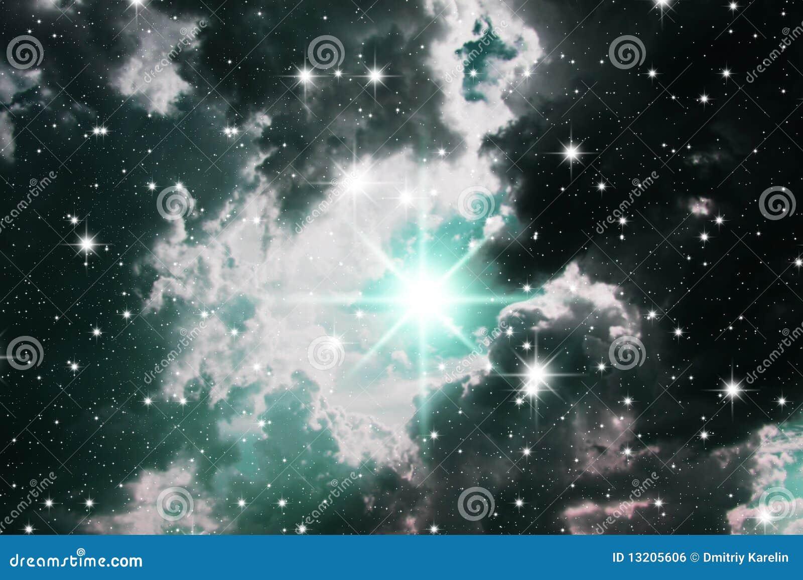 Przekrwienie gwiazdy