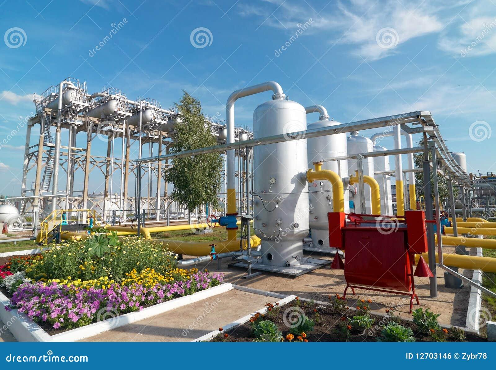 Przemysł gazowy przerób
