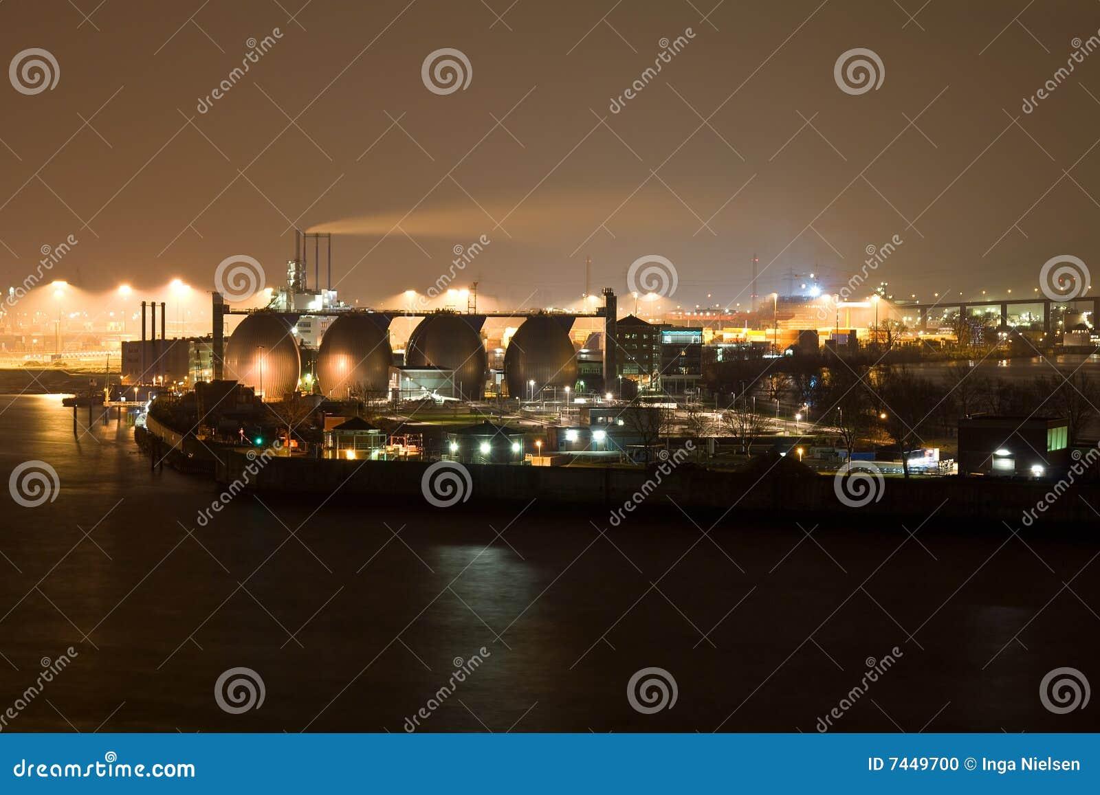 Przemysł noc