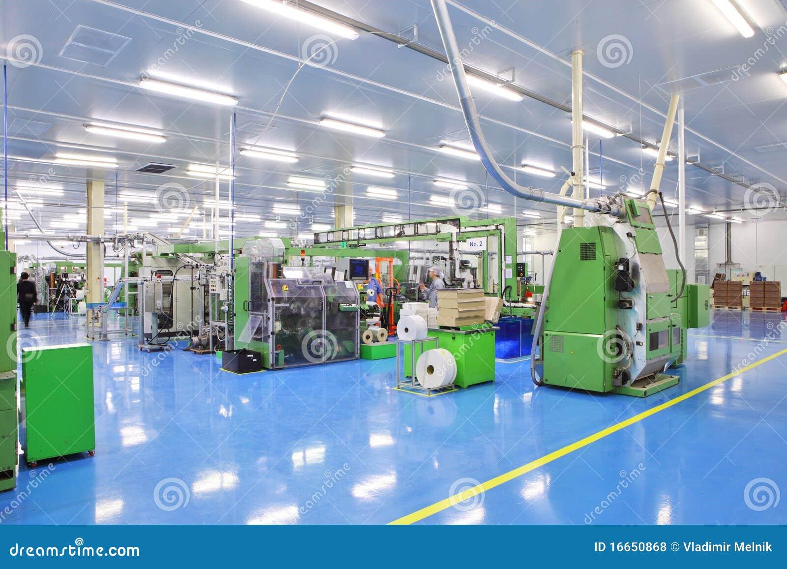 Przemysłowa przestrzeń