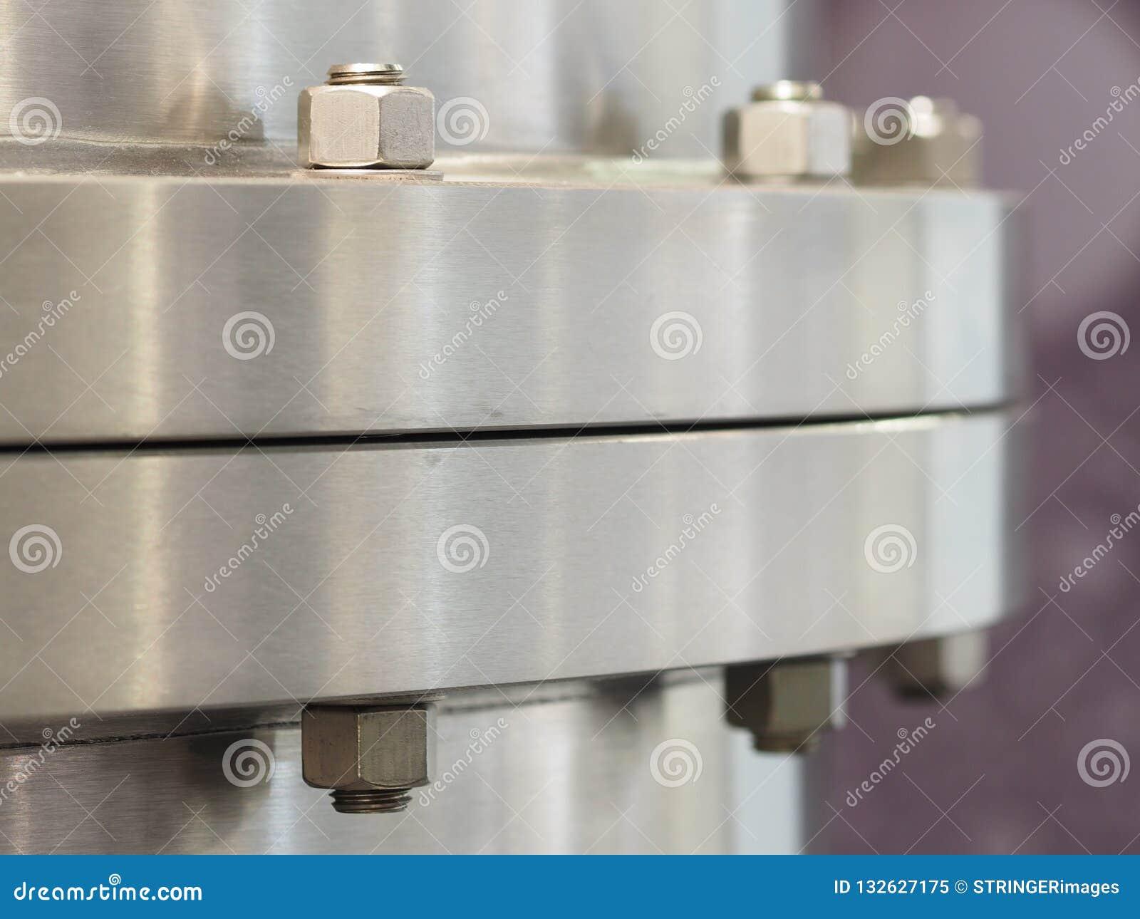 Przemysłowy nierdzewny pytlowy stalowy kołnierzowy związek na pipework