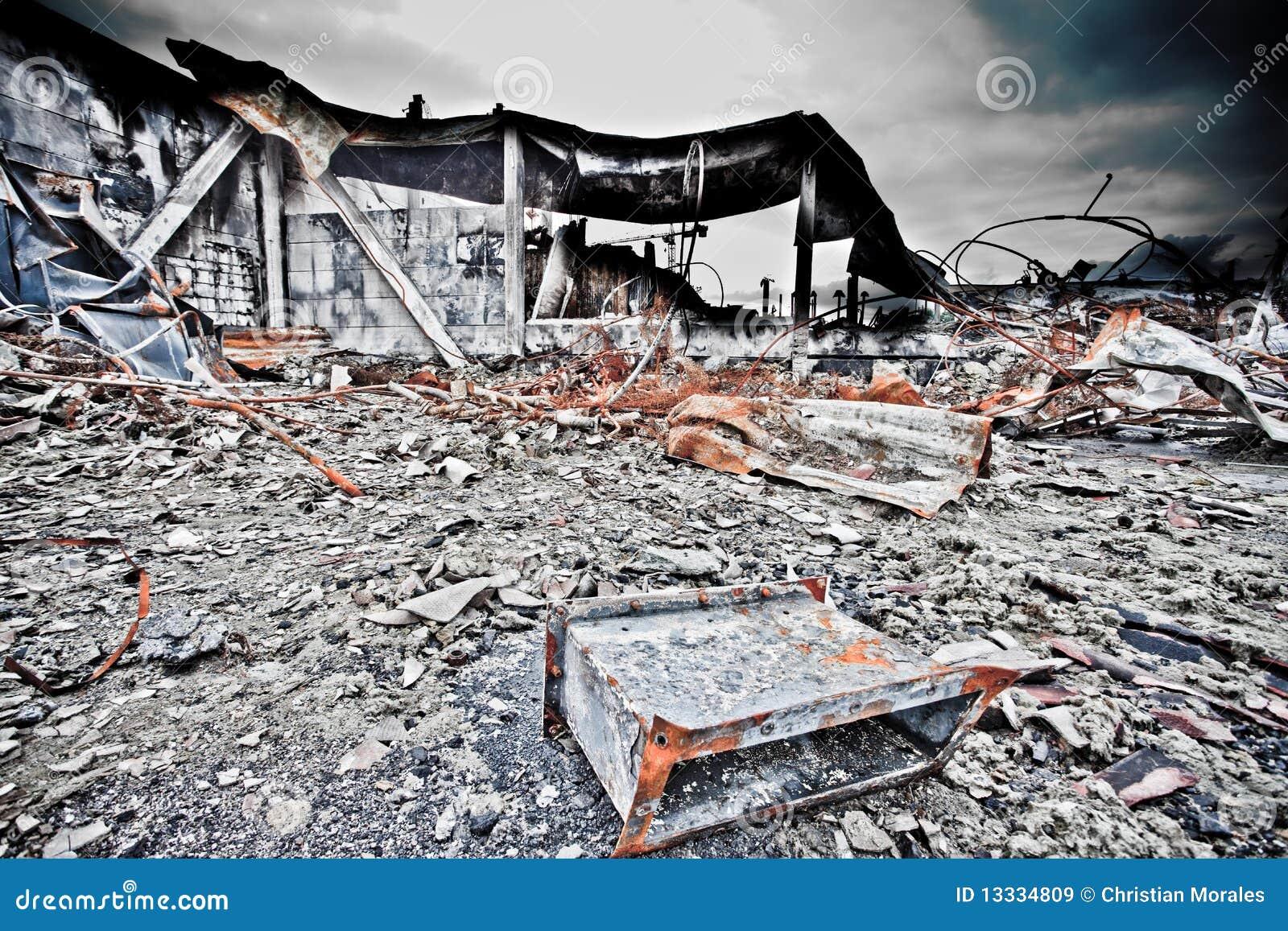 Przemysłowy odpady