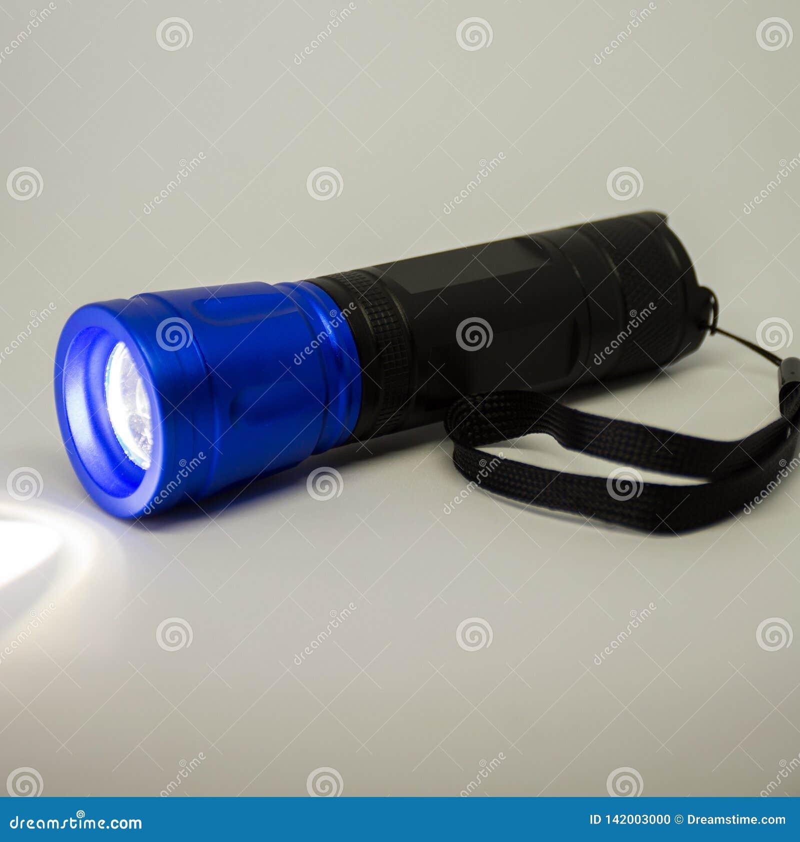 Przenośna latarka lub torchlight