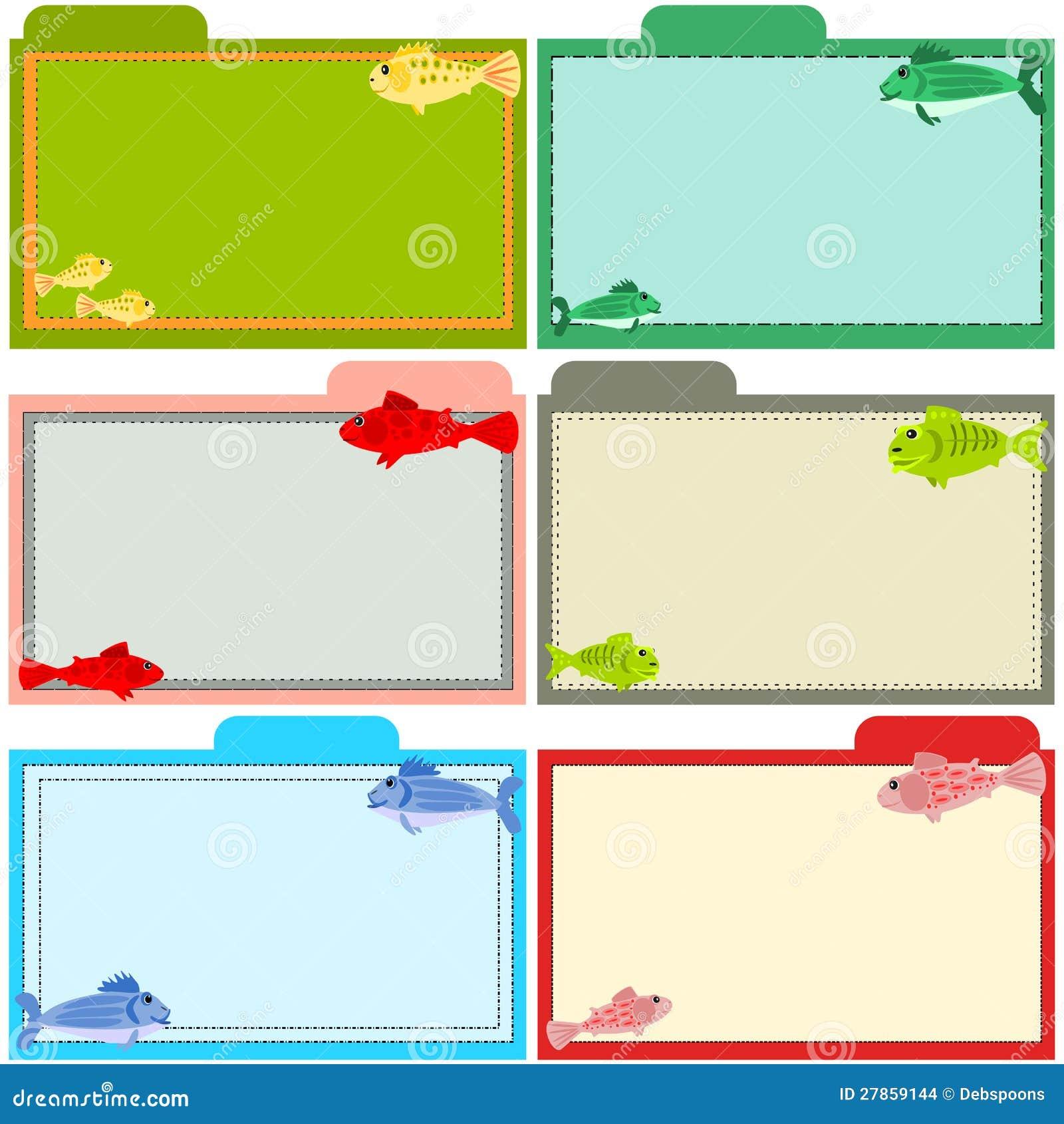 Przepis rybie karty