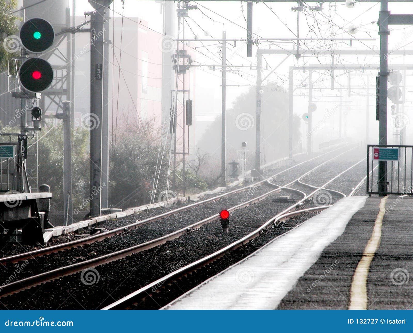 Przestań pociąg