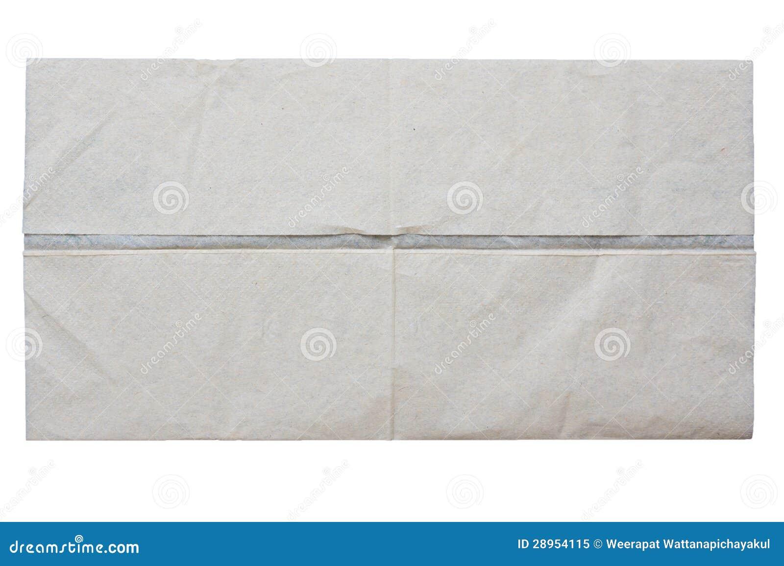 Przetwarzający tkankowy papier