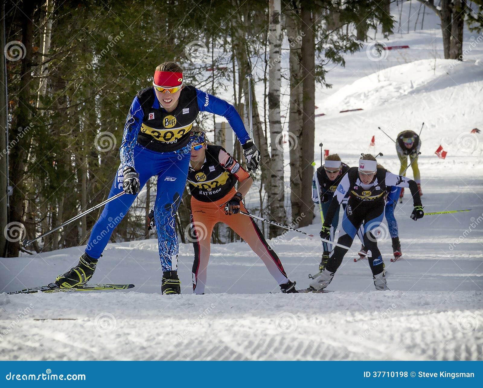 Przez cały kraj narciarstwo