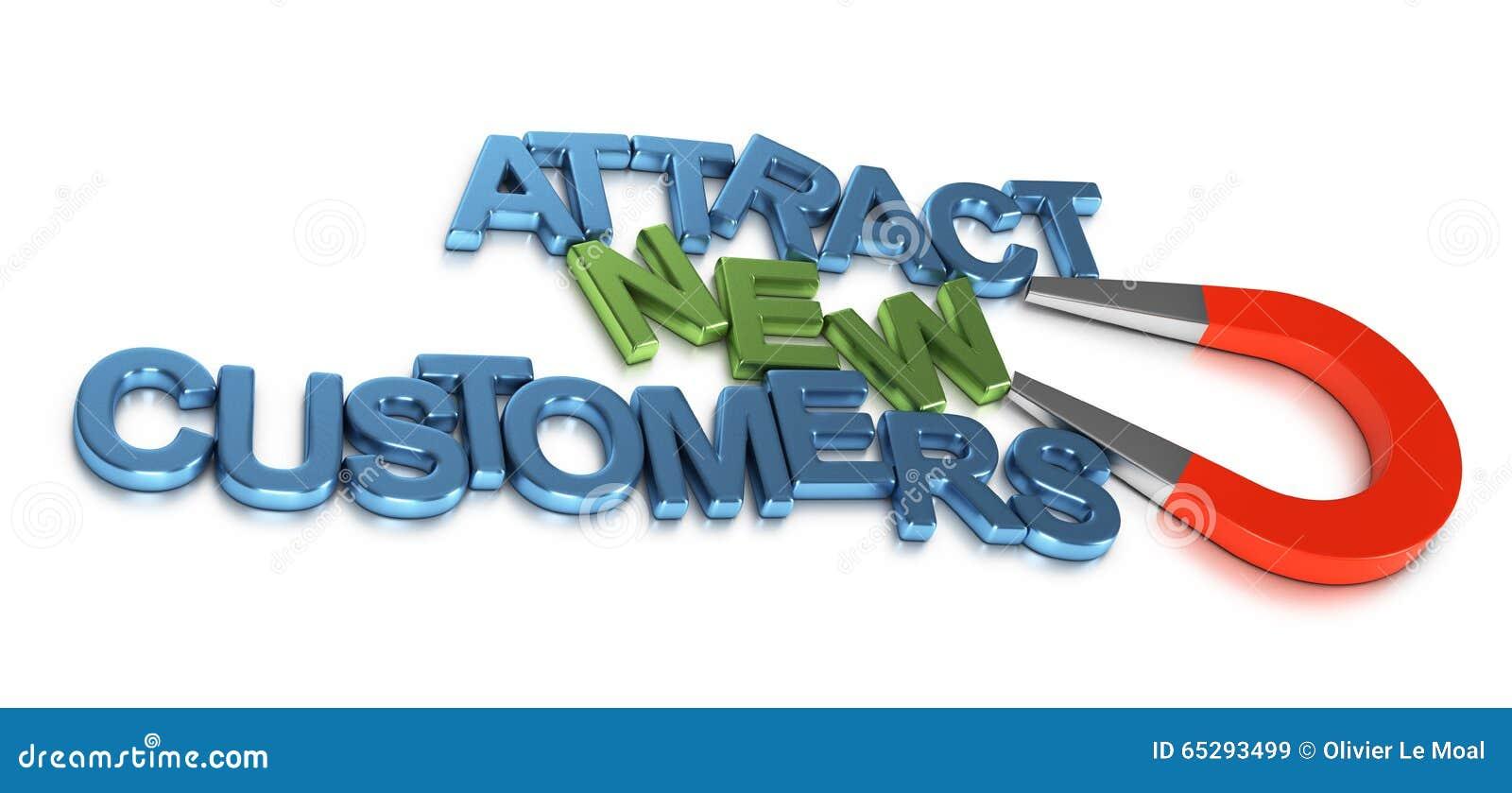 Przyciąga Nowych klientów, rozwój biznesu