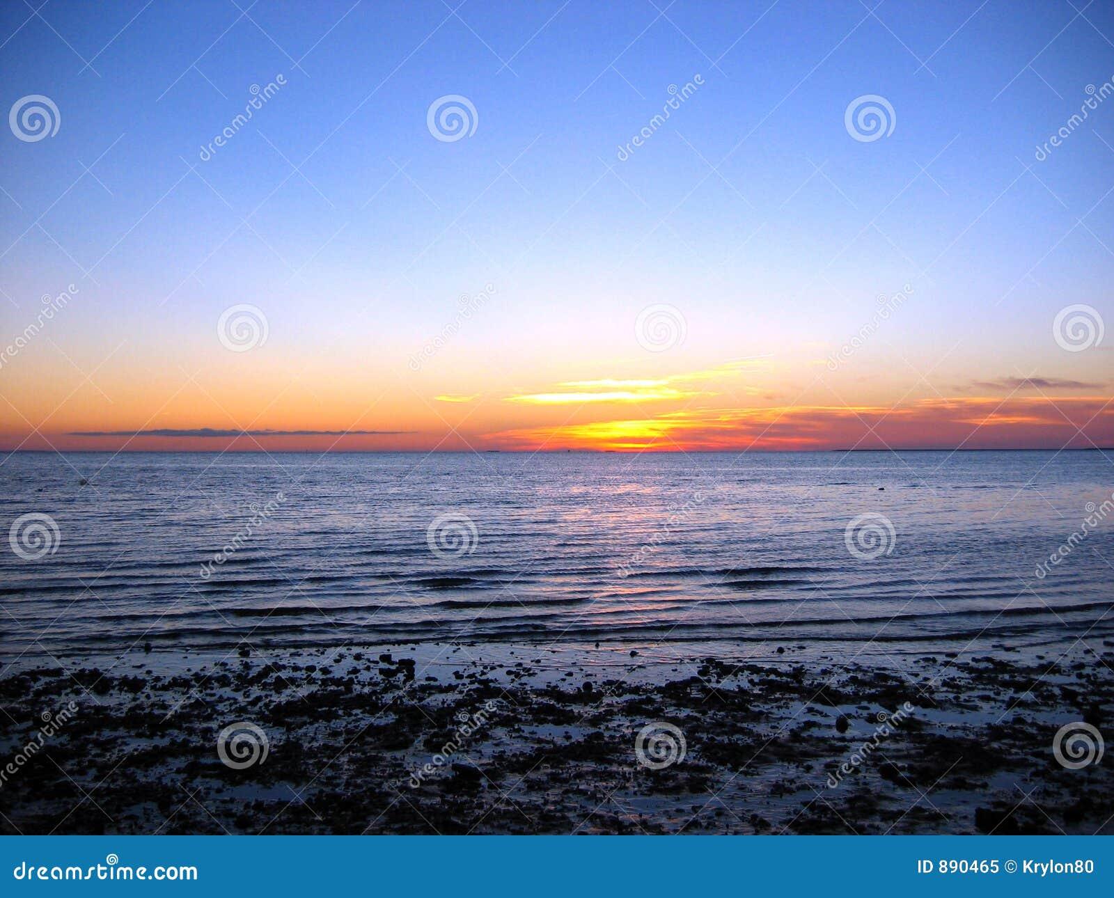 Przylądek dorsza 02 słońca