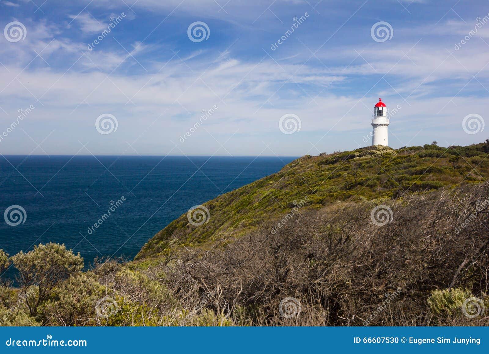 Przylądka Schanck latarnia morska