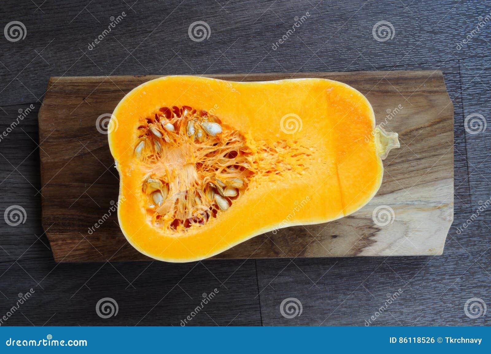 Przyrodni Butternut kabaczek