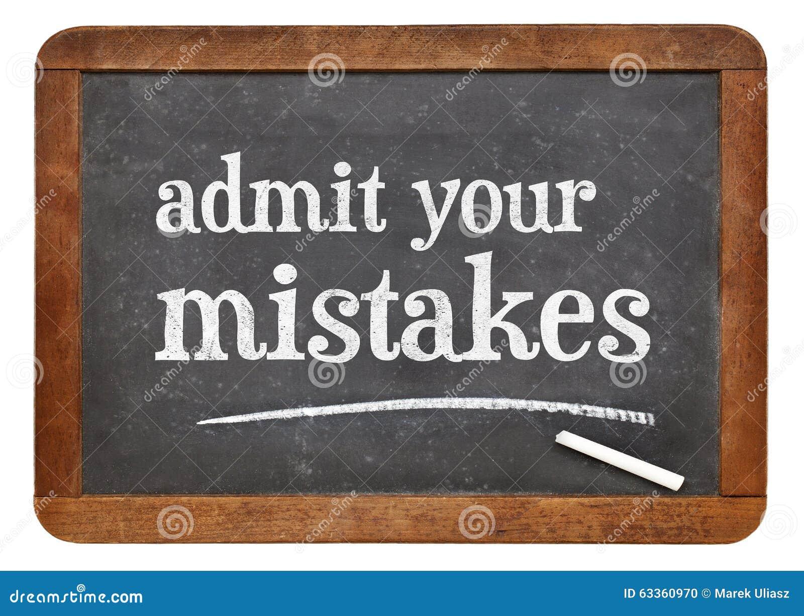 Przyznaje twój błędy - blackboard