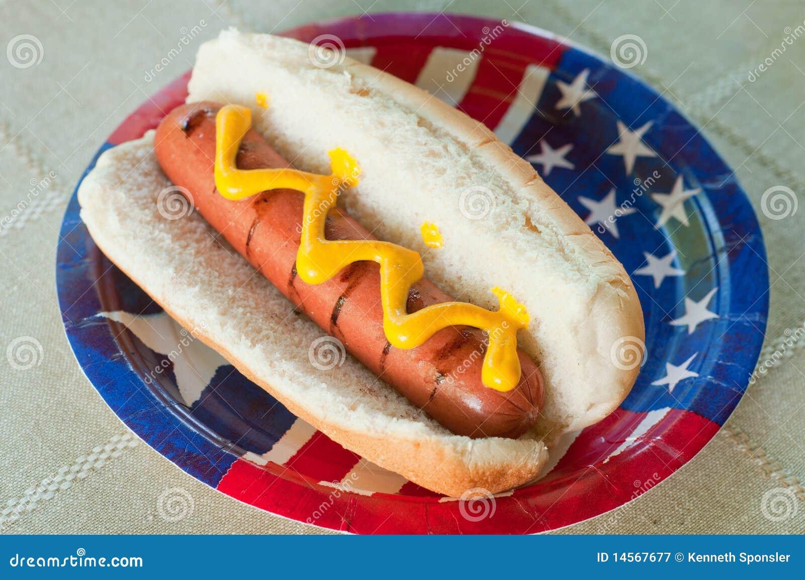 Psi gorący patriotyczny